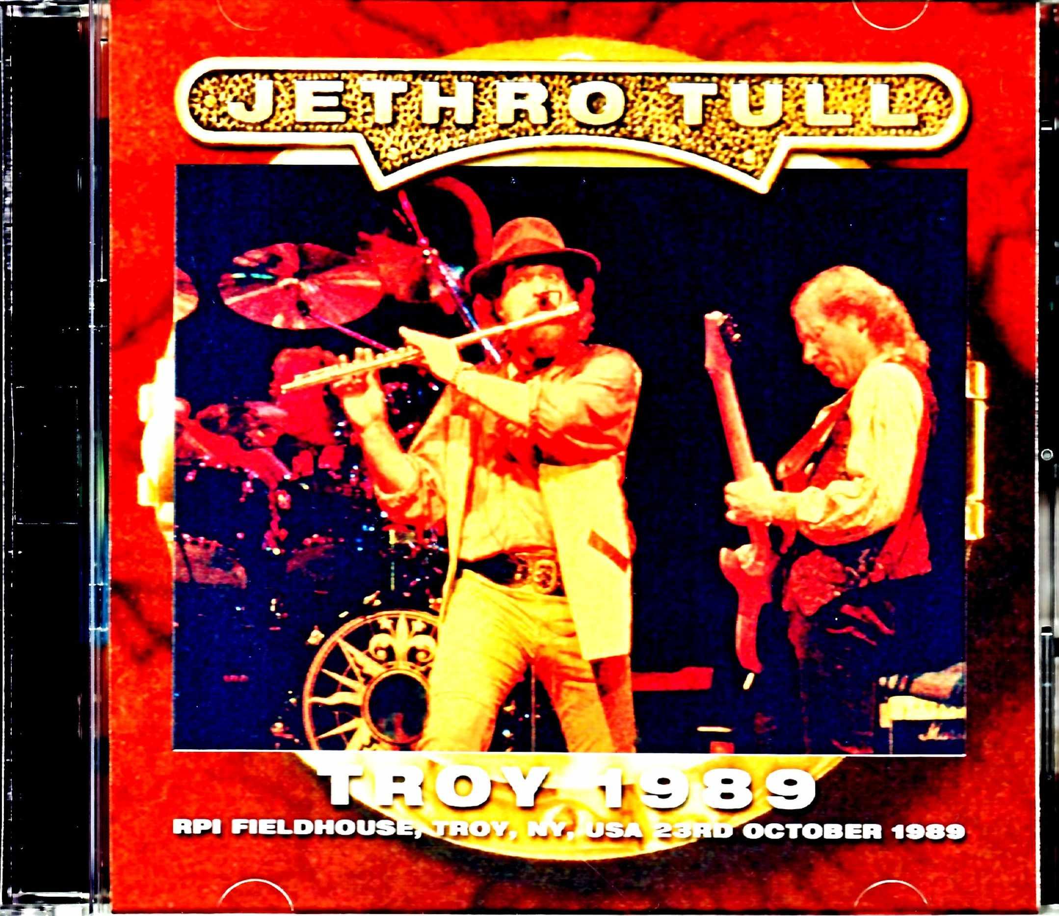 Jethro Tull ジェスロ・タル/NY,USA 1989