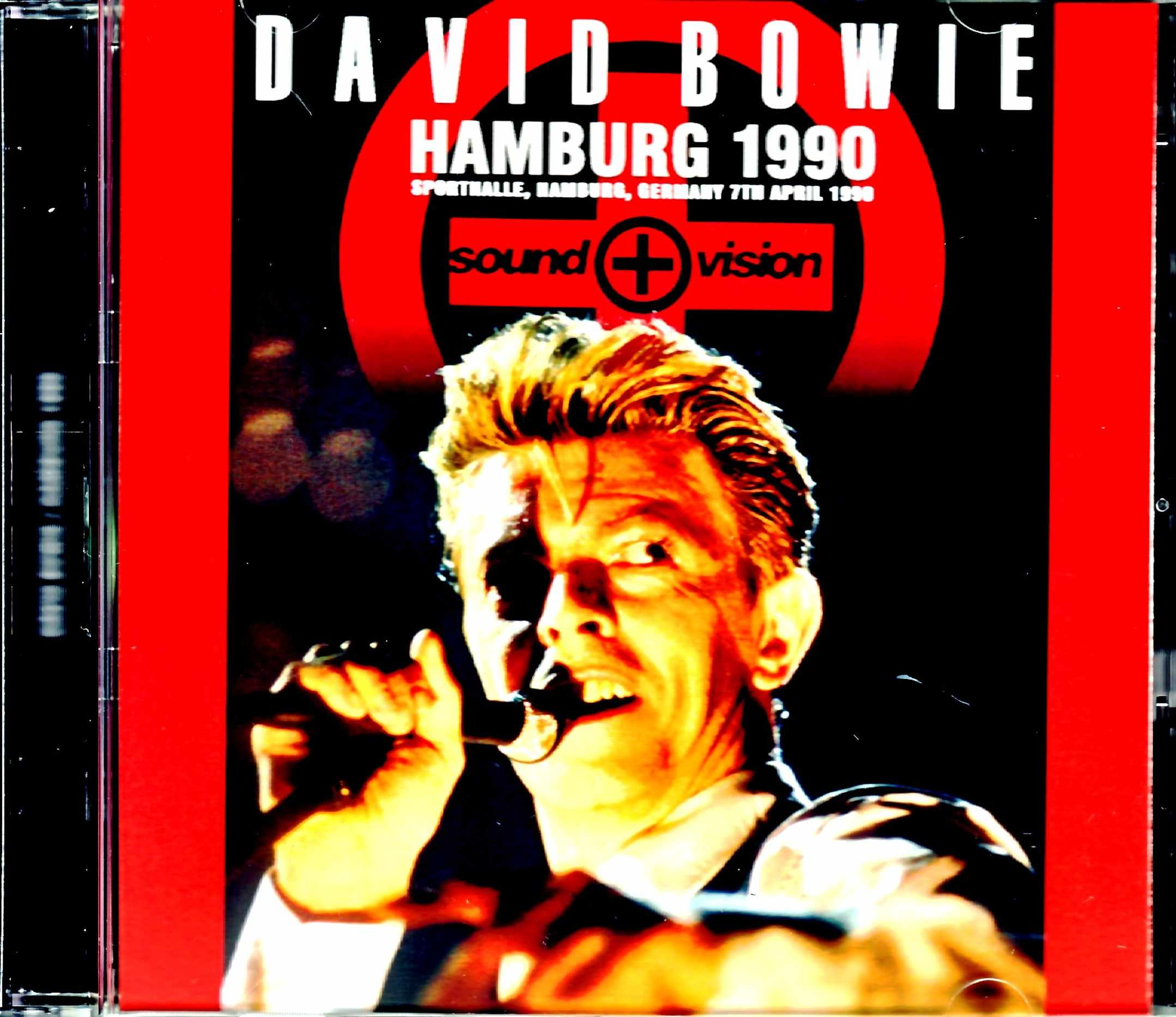 David Bowie デヴィッド・ボウイ/Germany 4.7.1990