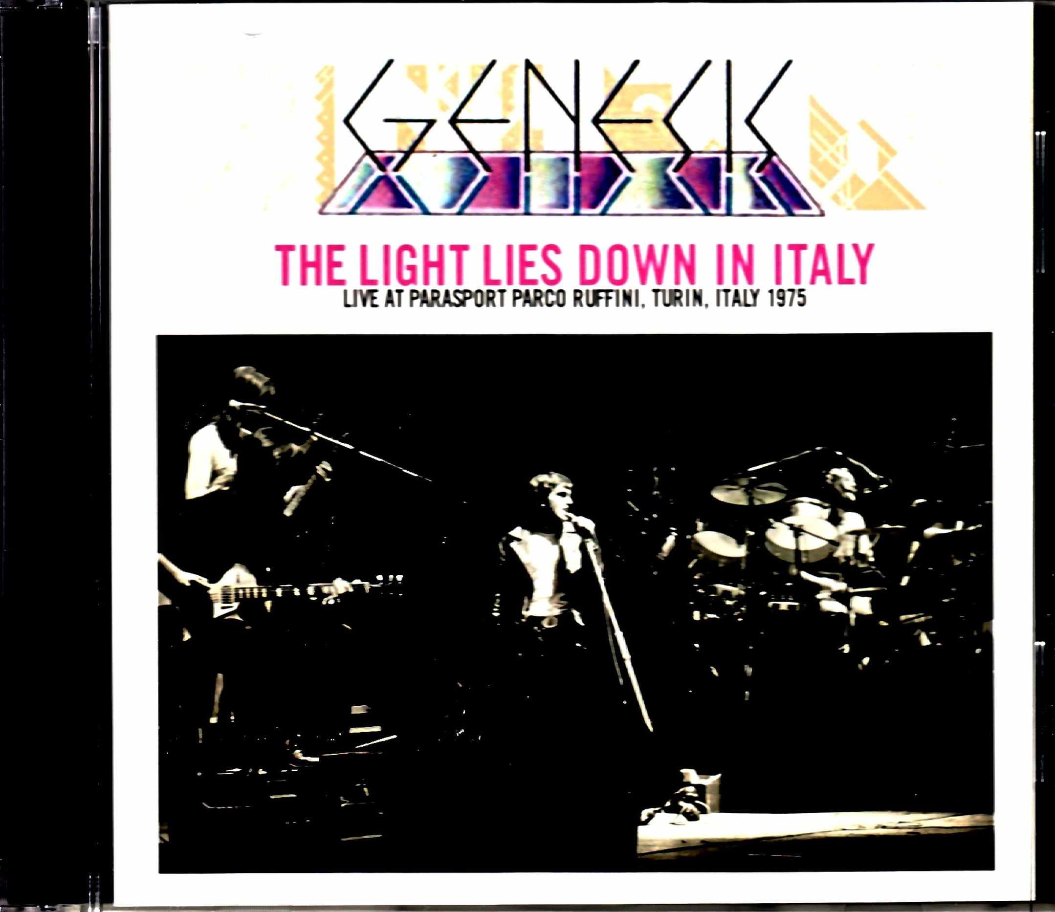 Genesis ジェネシス/Italy 1975