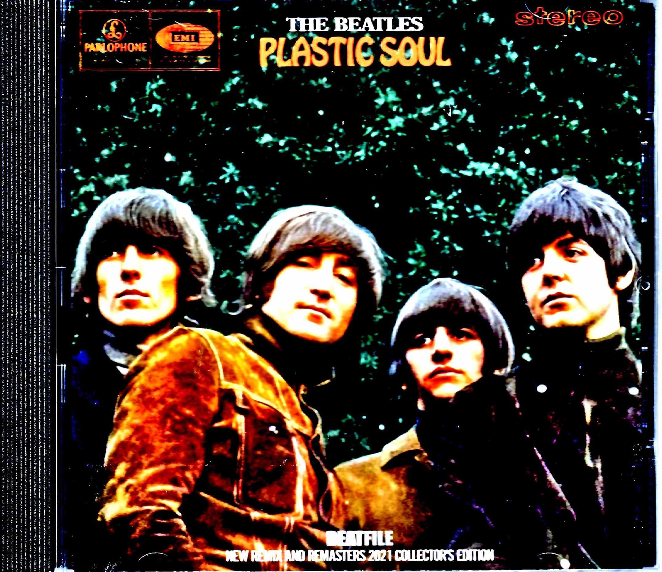 Beatles ビートルズ/ラバー・ソウル Rubber Soul Alternate Cpmpilation