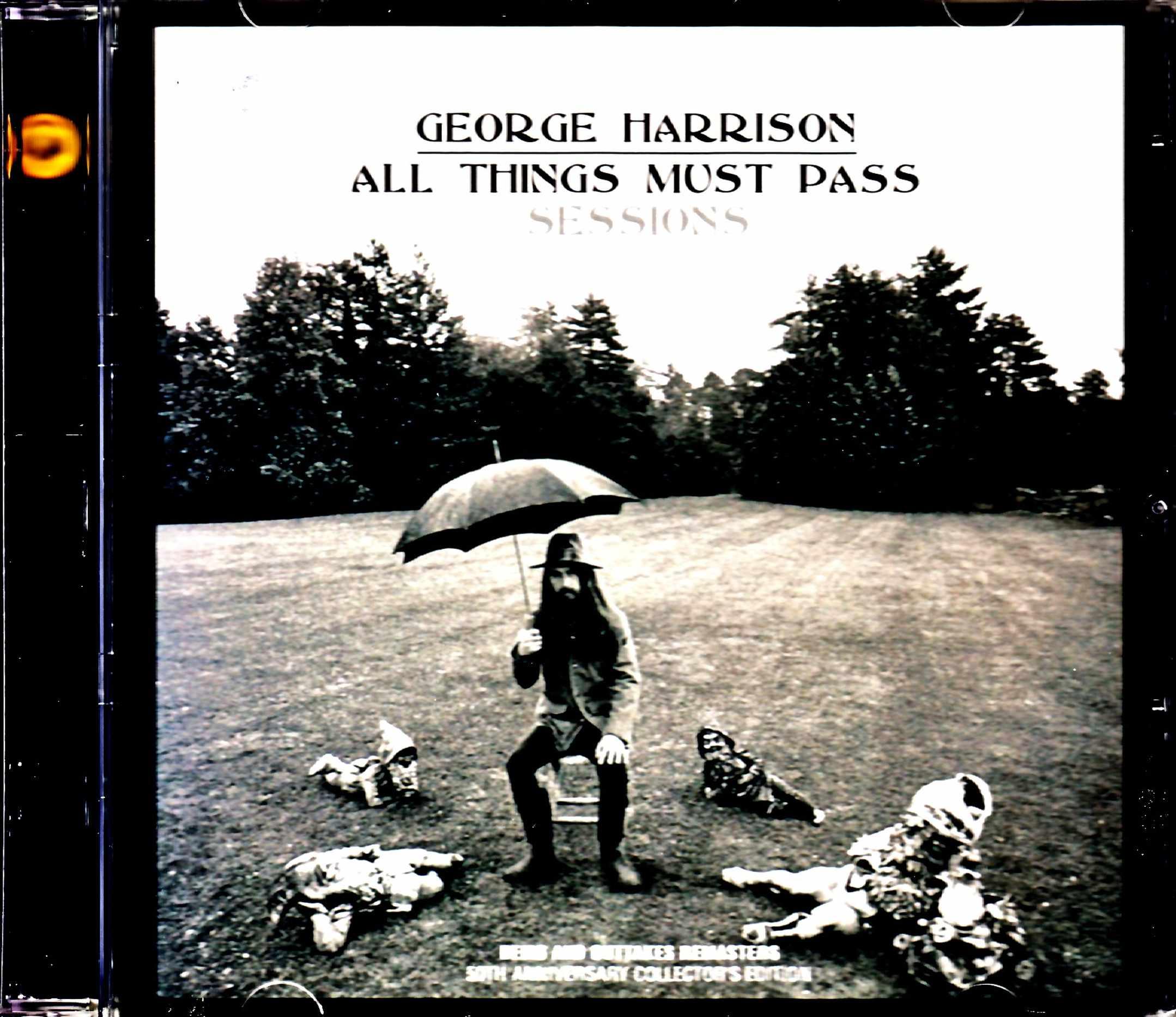 George Harrison ジョージ・ハリソン/オール・シングス・マスト・パス All Things Must Pass Sessions