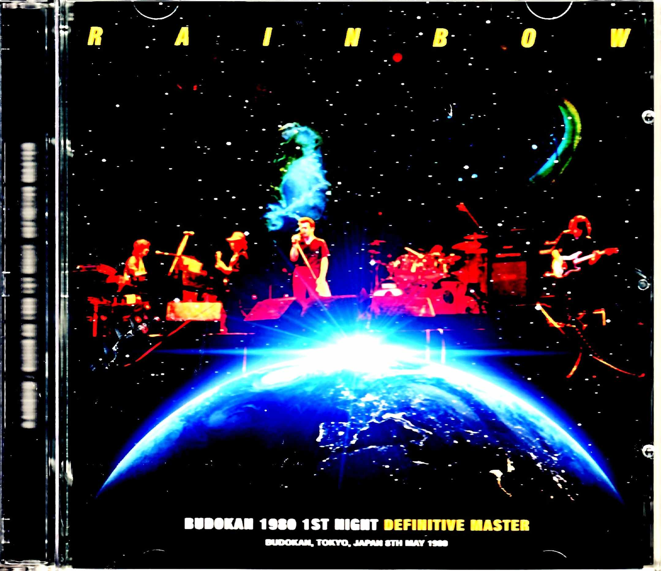 Rainbow レインボー/Tokyo,Japan 5.8.1980 Upgrade