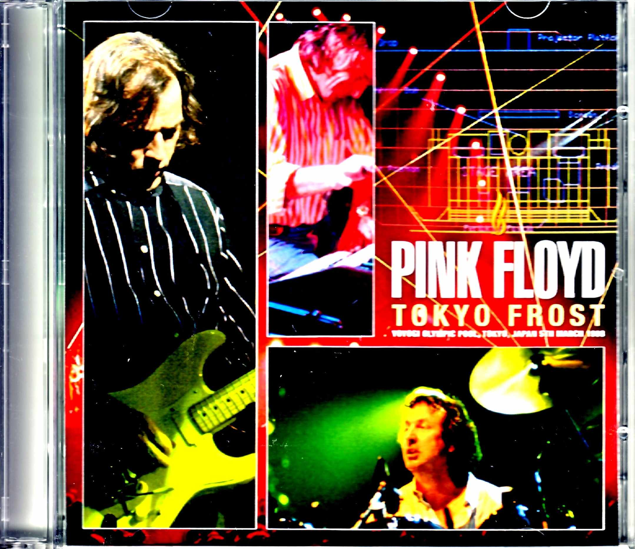 Pink Floyd ピンク・フロイド/Tokyo,Japan 3.5.1988