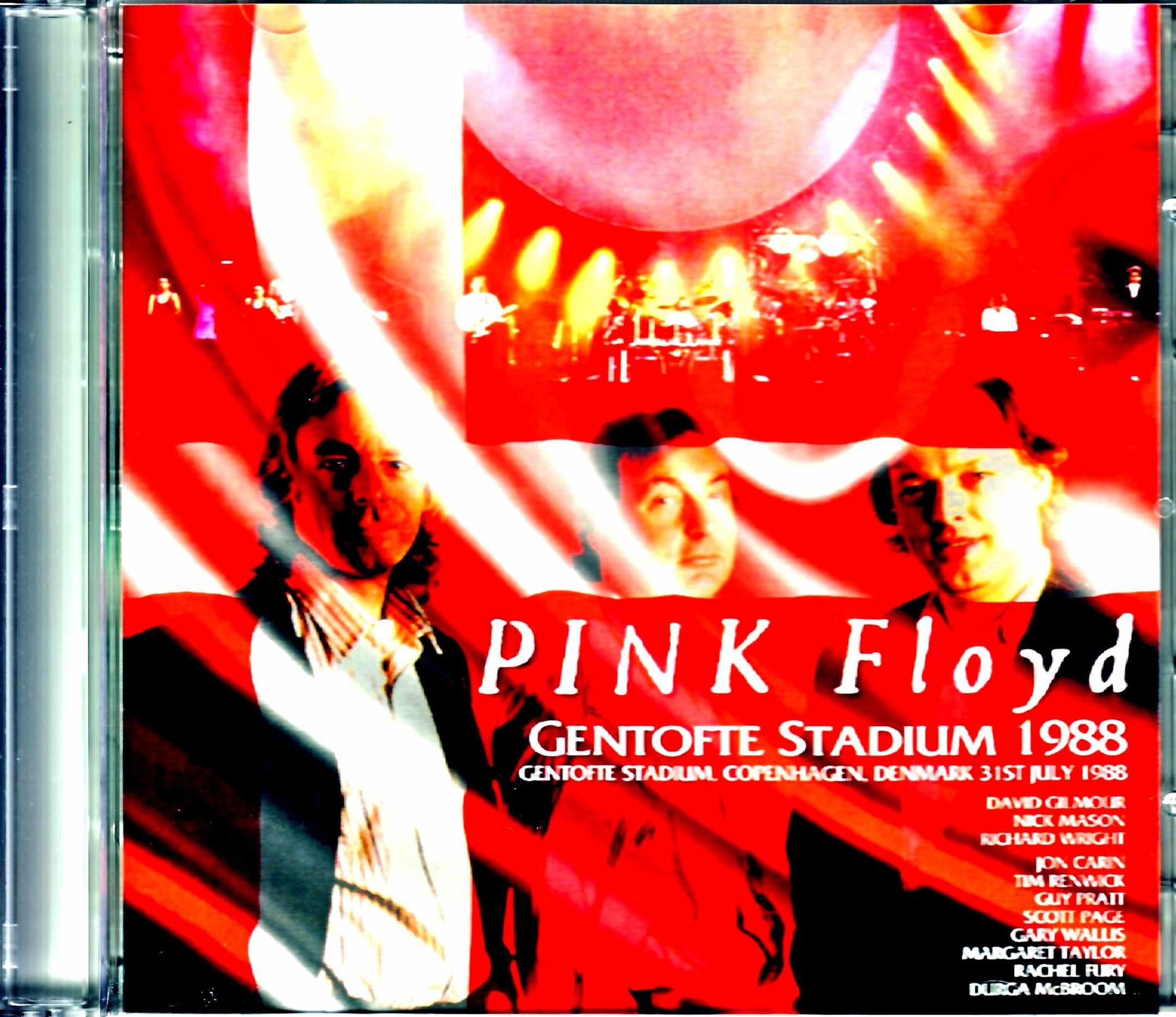 Pink Floyd ピンク・フロイド/Denmark 1988 Complete