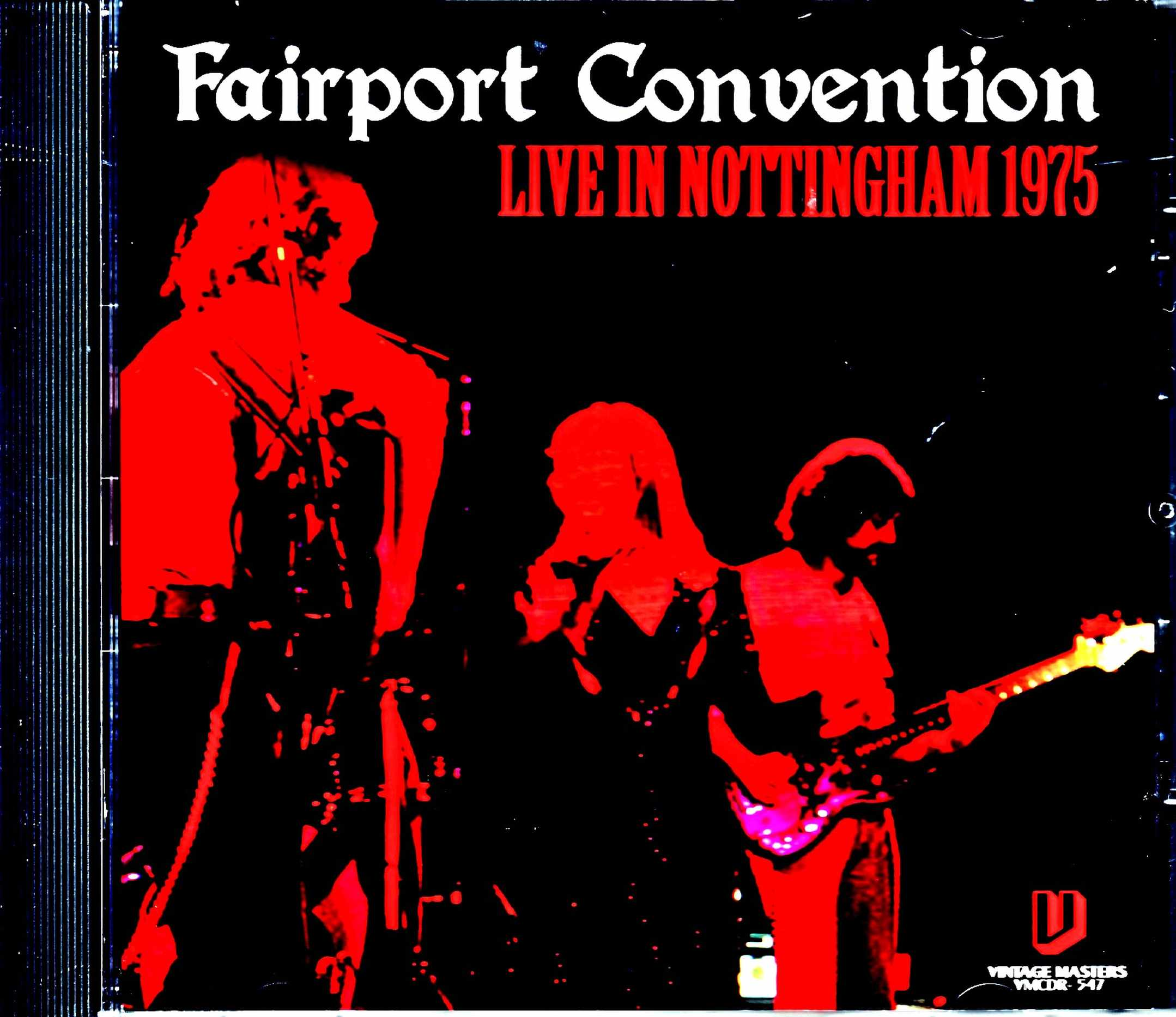 Fairport Convention フェアポート・コンヴェンション/UK 1975