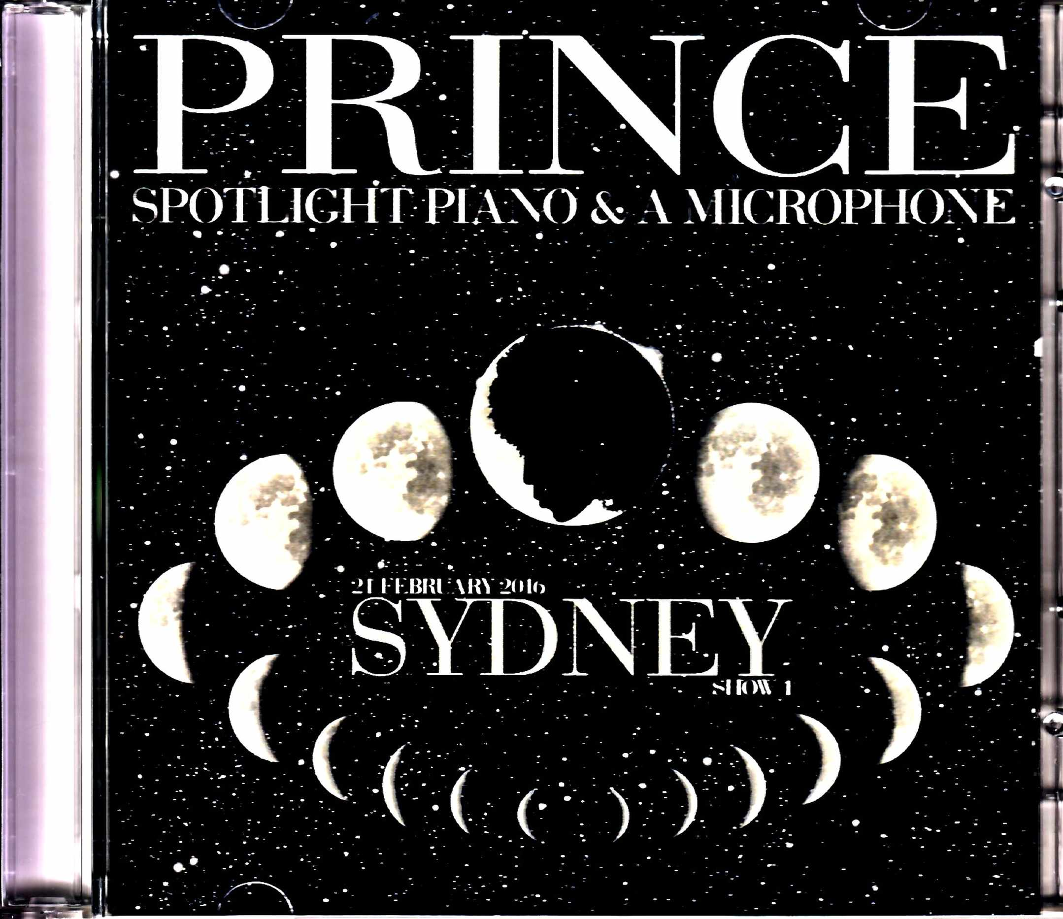 Prince プリンス/Australia 2.21.2016