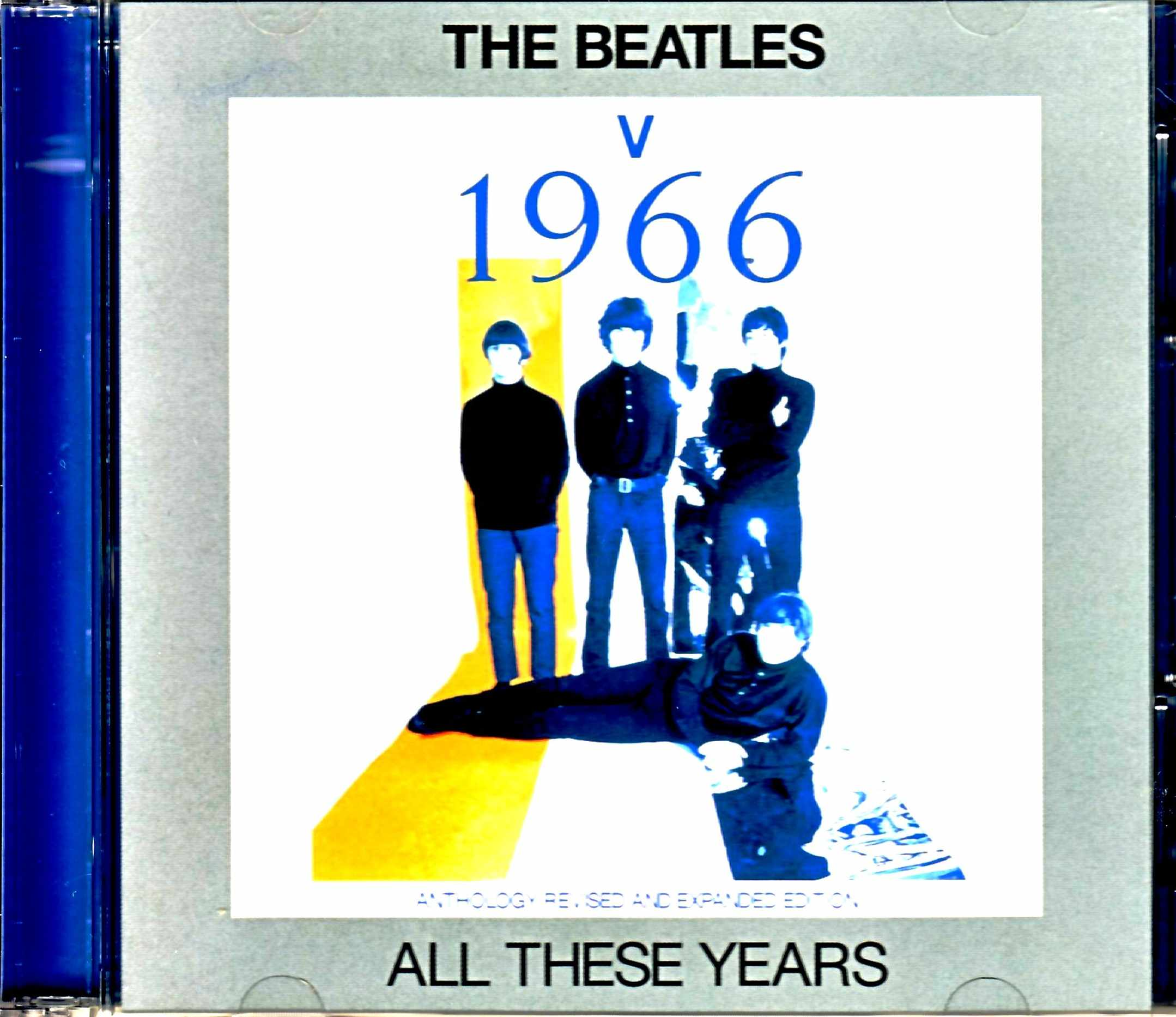 Beatles ビートルズ/Anthology Revised and Expanded Edition 1966