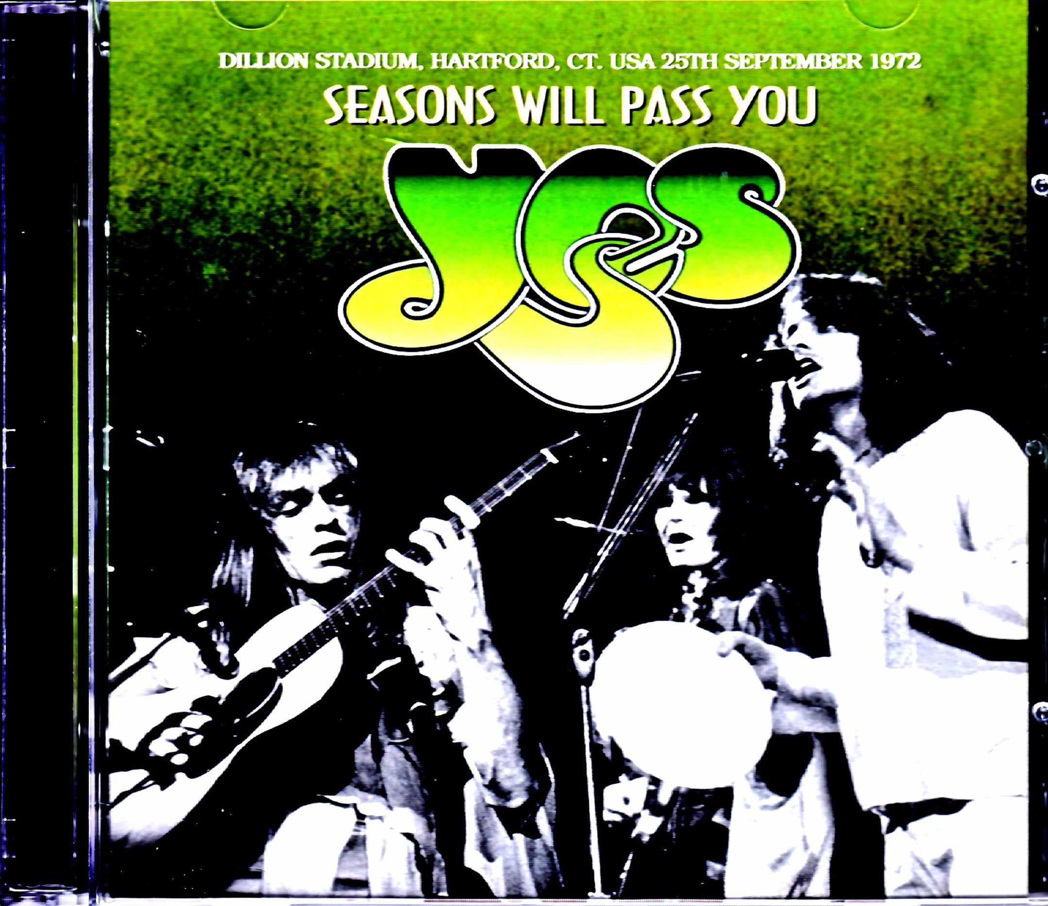Yes イエス/CT,USA 9.25.1972 Complete
