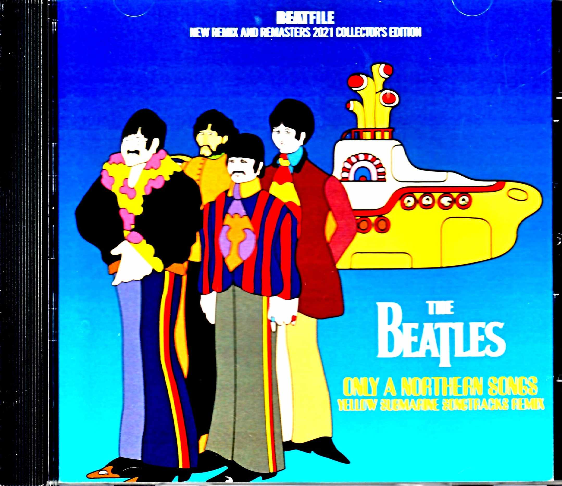 Beatles ビートルズ/イエロー・サブマリン Yellow Submarine Song Tracks Remix