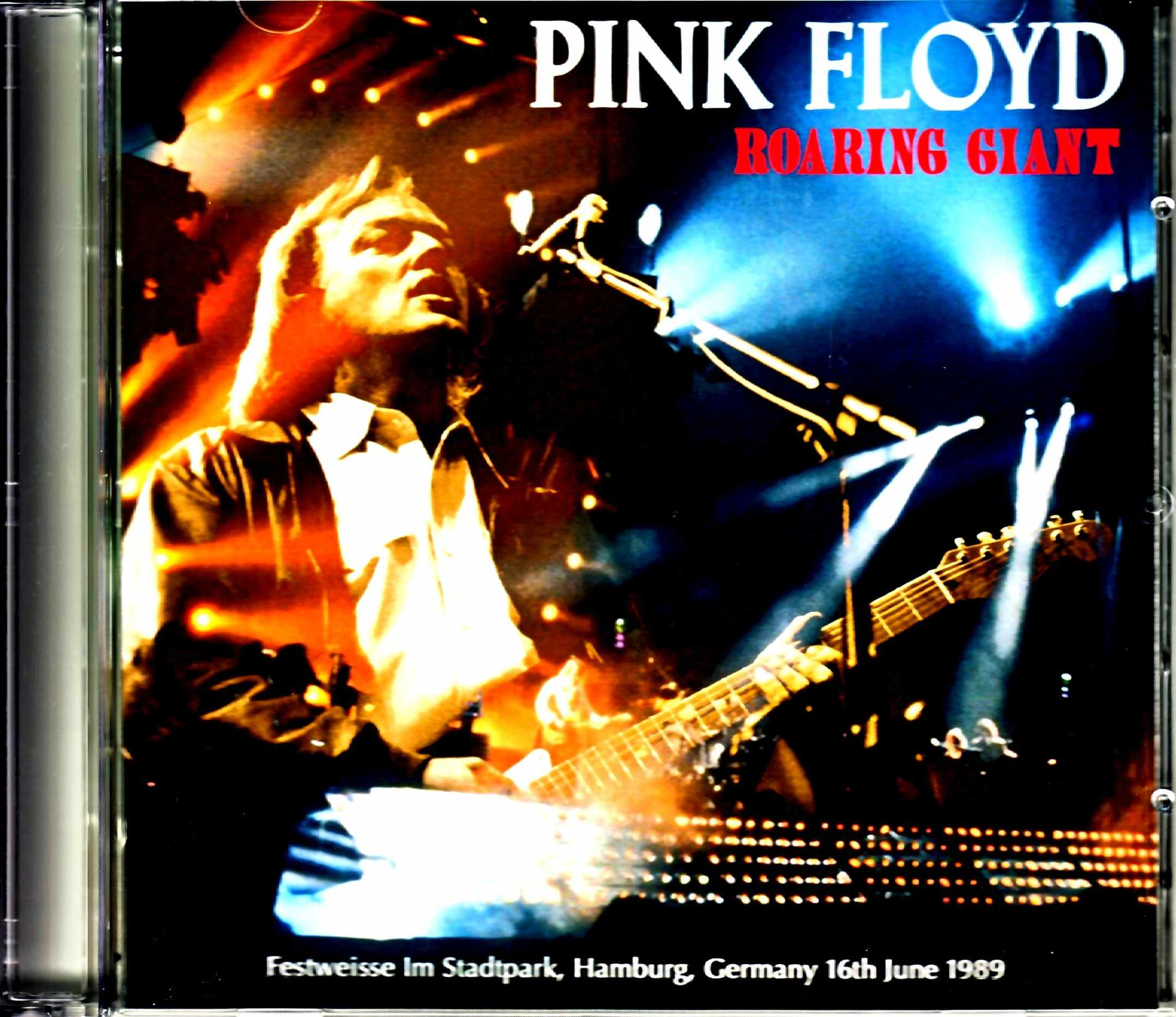 Pink Floyd ピンク・フロイド/Germany 6.16.1989 Complete
