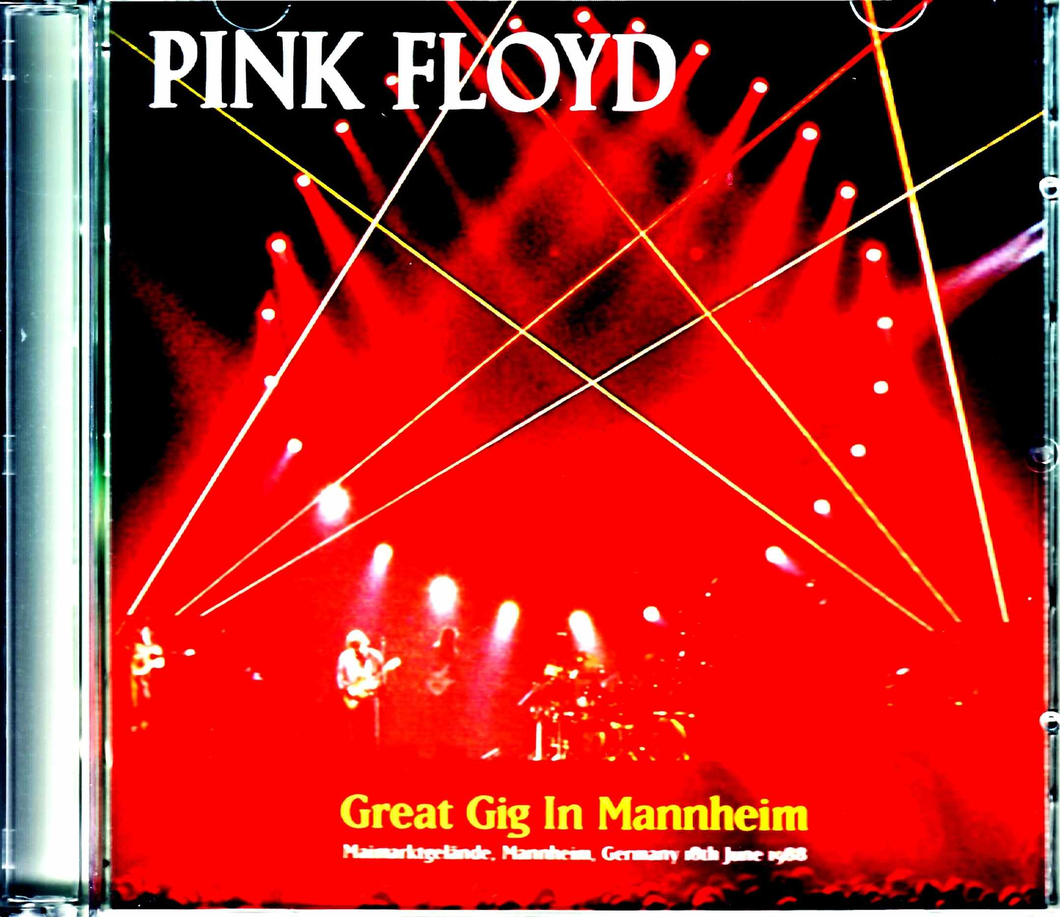 Pink Floyd ピンク・フロイド/Germany 6.18.1988 Complete