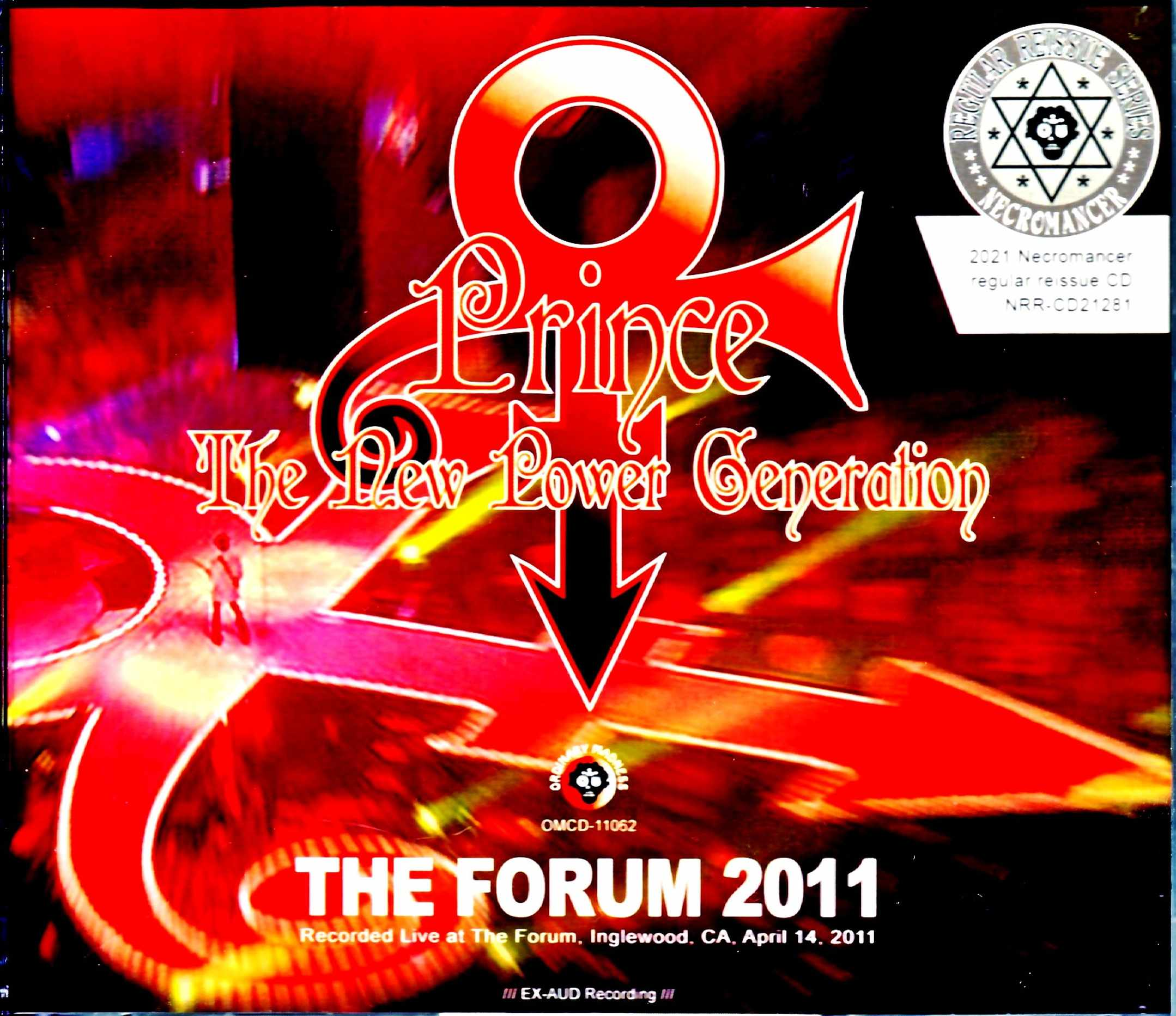 Prince and the New Power Generation プリンス/CA,USA 2011 2 Days2