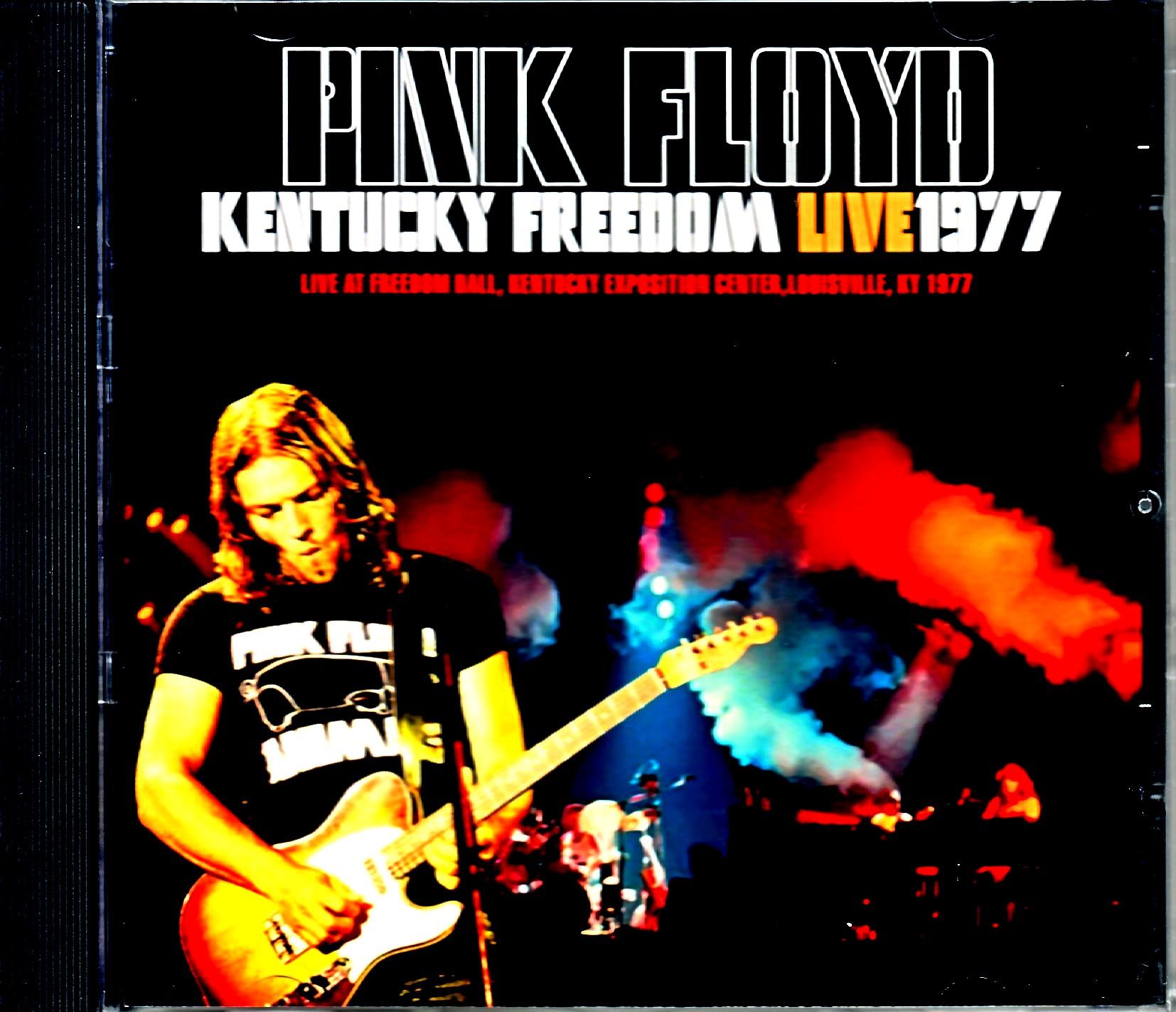 Pink Floyd ピンク・フロイド/KY,USA 1977