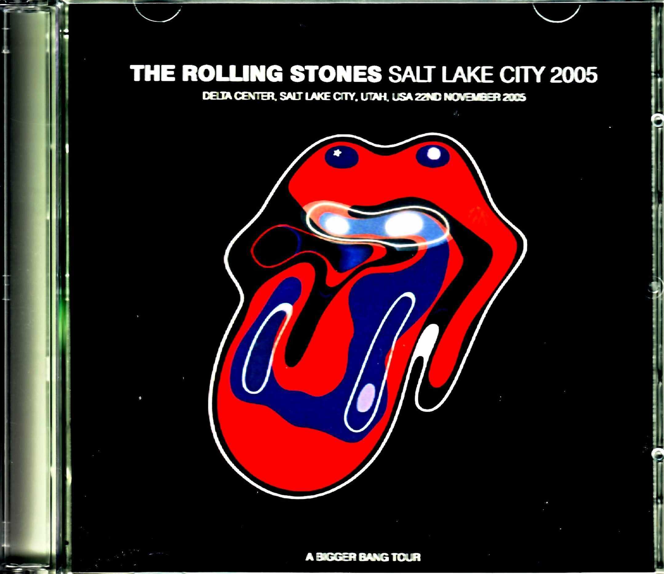 Rolling Stones ローリング・ストーンズ/Utah,USA 2005