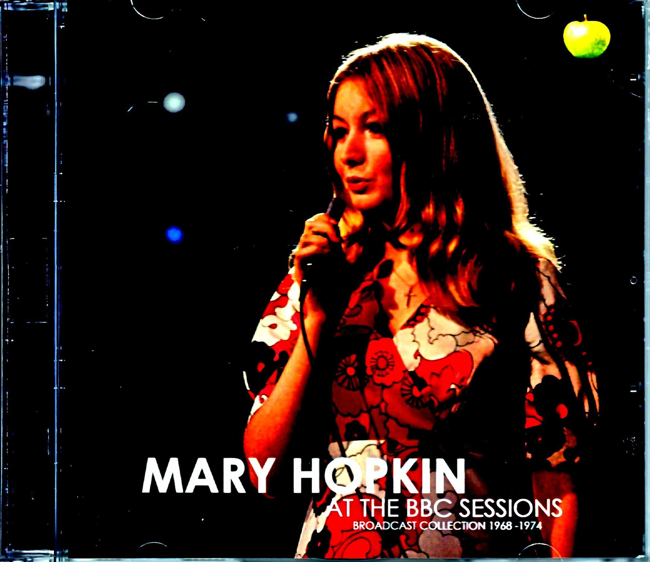 Mary Hopkin メリー・ホプキン/BBC Sessions Broadcast Collection 1968-1974