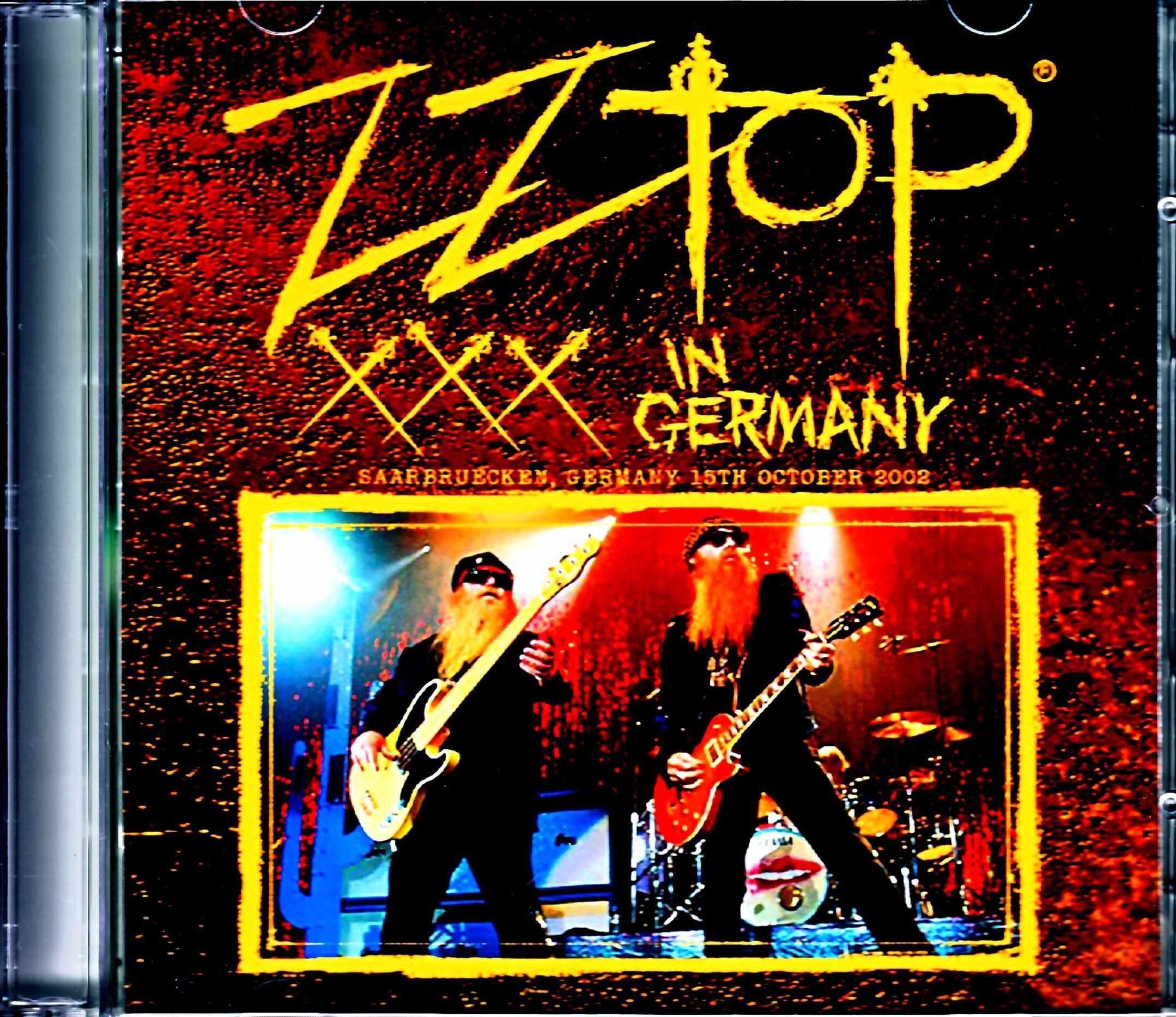 ZZ Top ZZ・トップ/Germany 2002