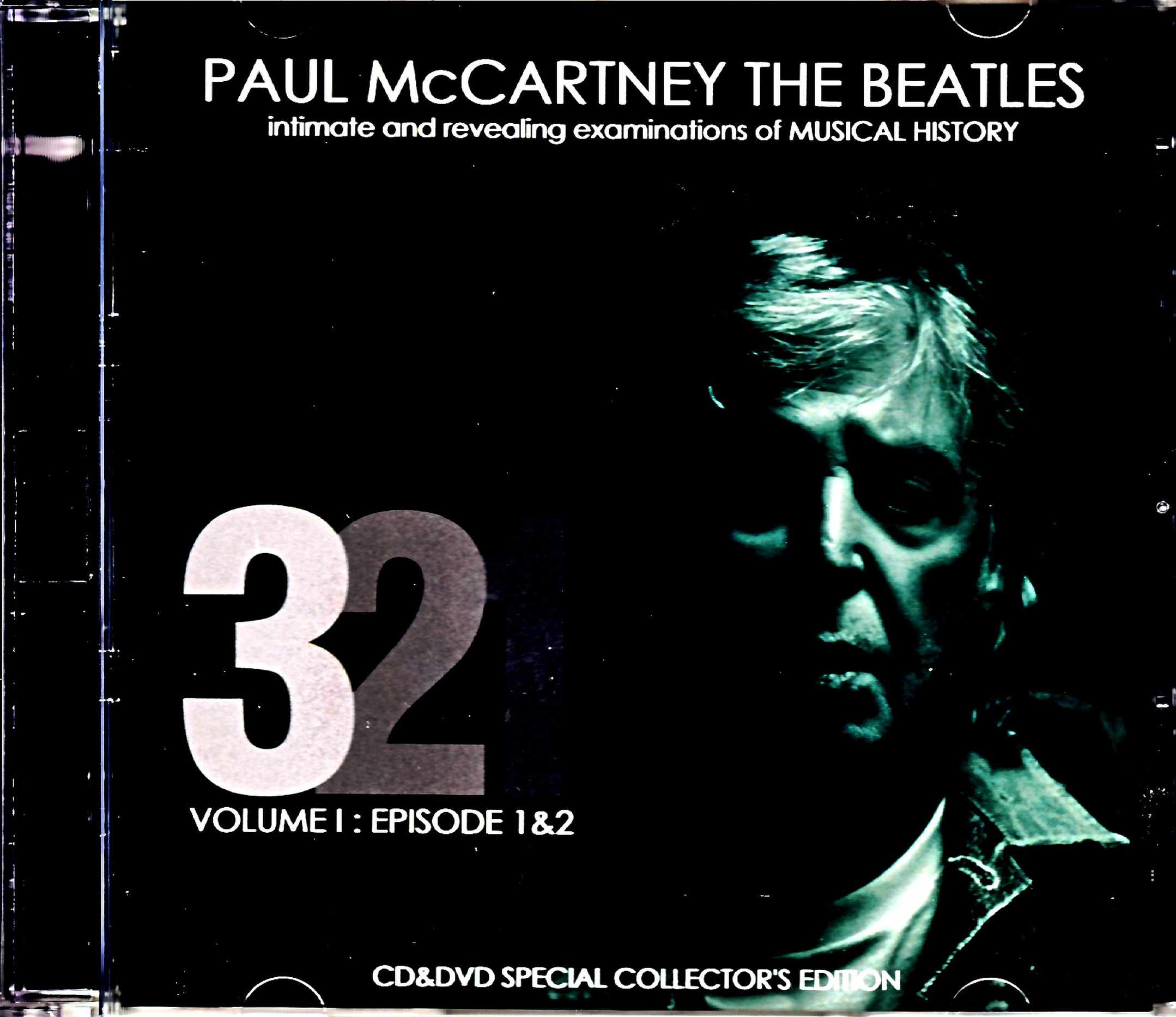 Paul McCartney Beatles ポール・マッカートニー ビートルズ/321 Intimate and Revealing of Music History Vol.1