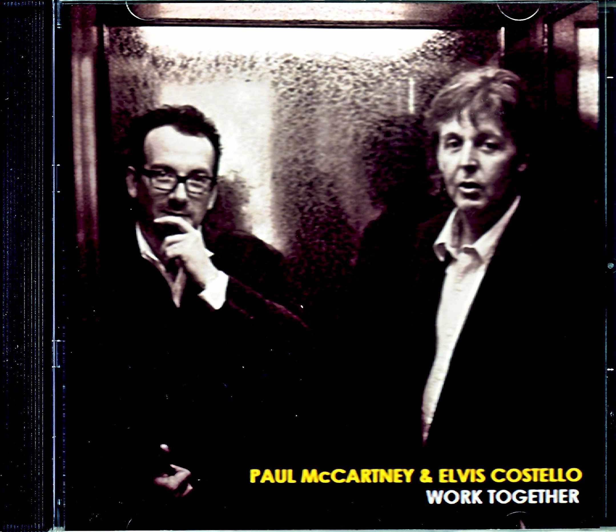 Paul McCartney,Elvis Costello ポール・マッカートニー エルヴィス・コルテロ/Officially Released Demo Tracks