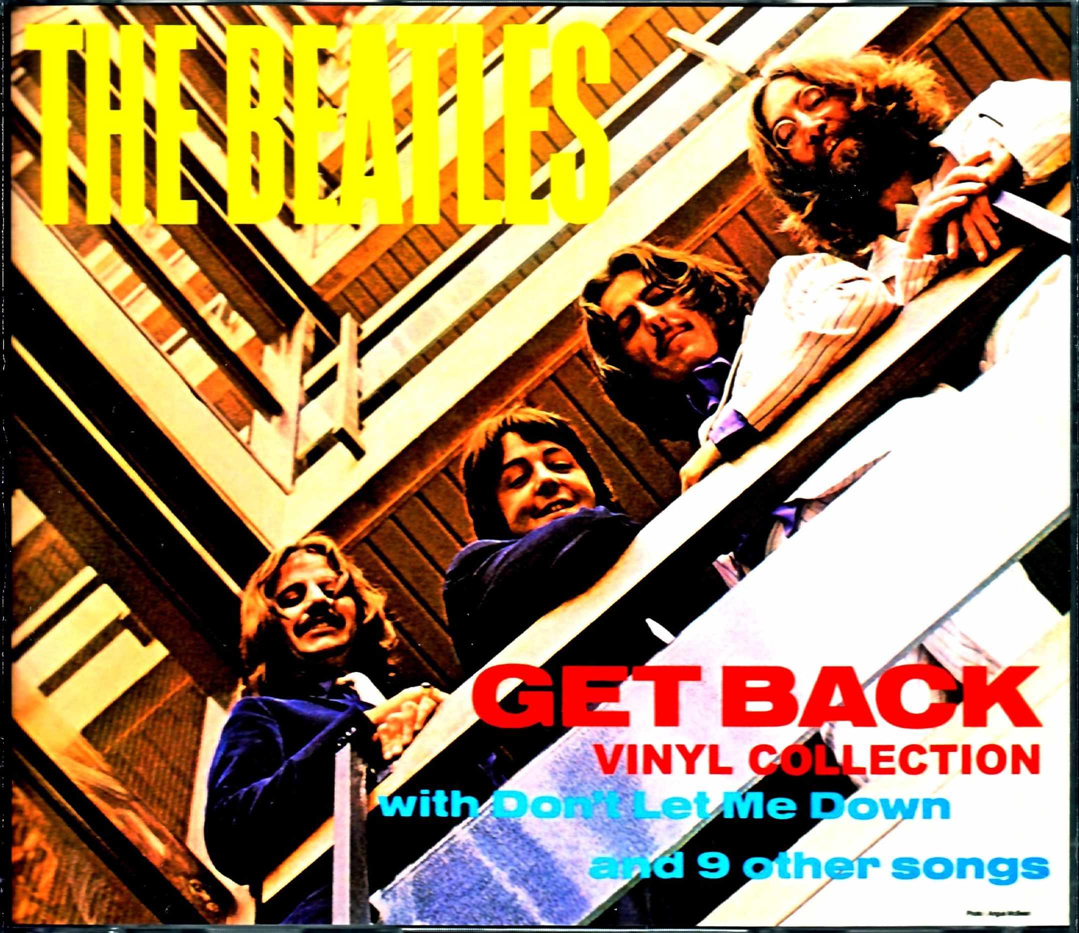 Beatles ビートルズ/ゲット・バック Get Back Vinyl Collection