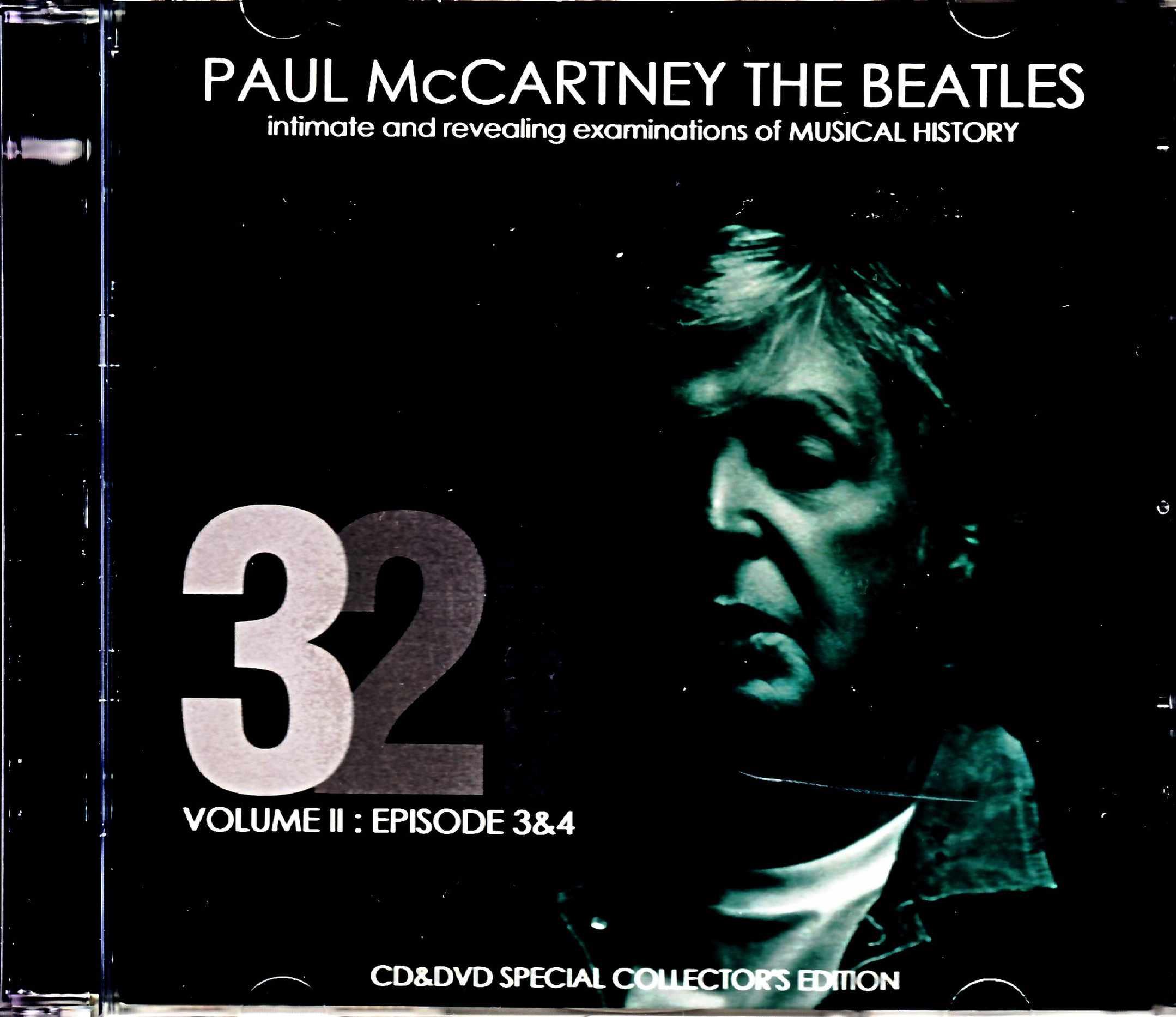 Paul McCartney Beatles ポール・マッカートニー ビートルズ/321 Intimate and Revealing of Music History Vol.2