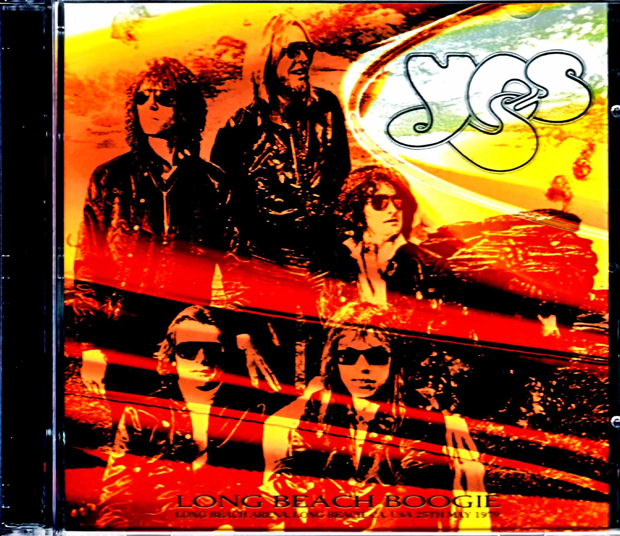 Yes イエス/CA,USA 5.25.1979