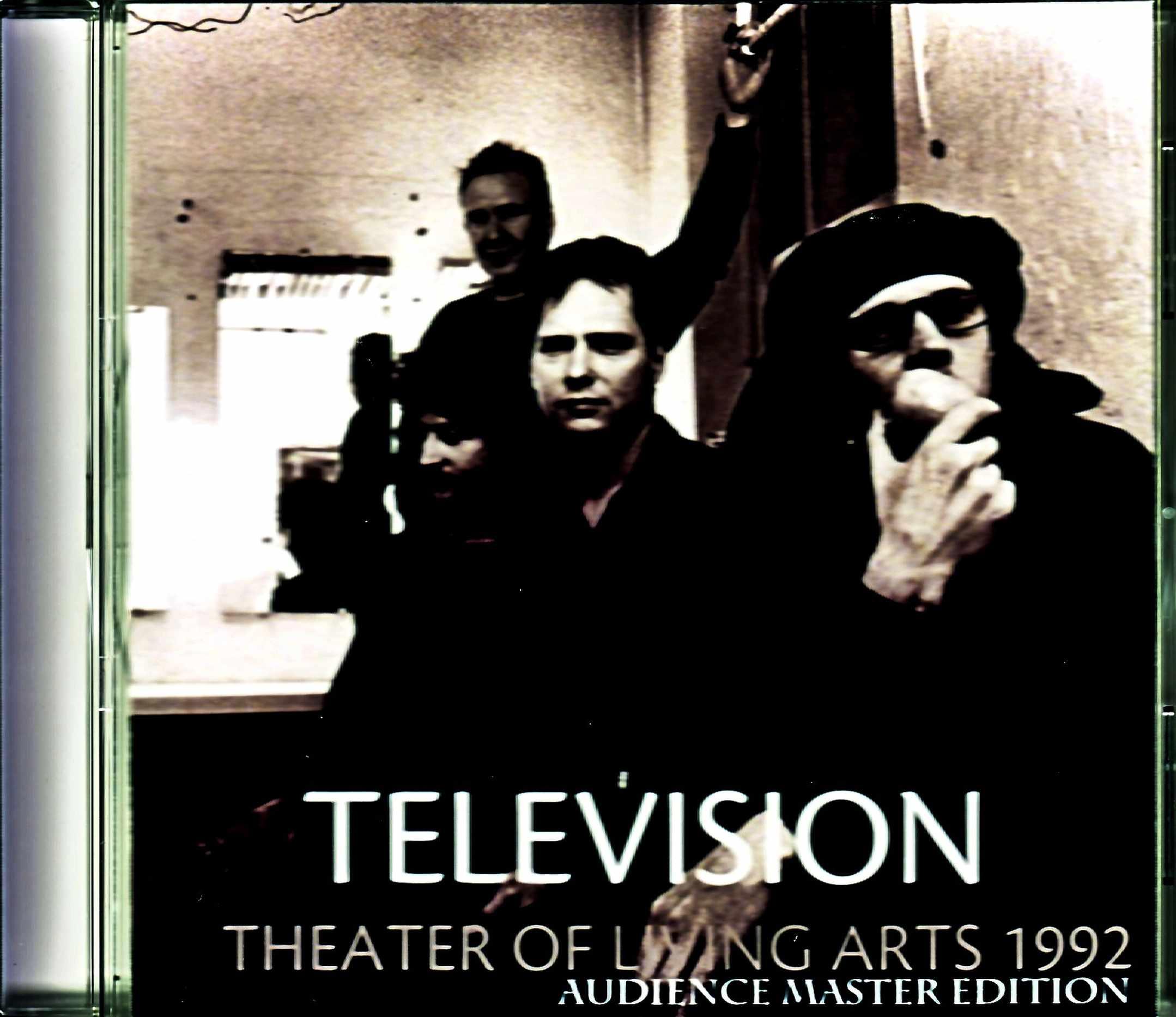Television テレヴィジョン/PA,USA 1992