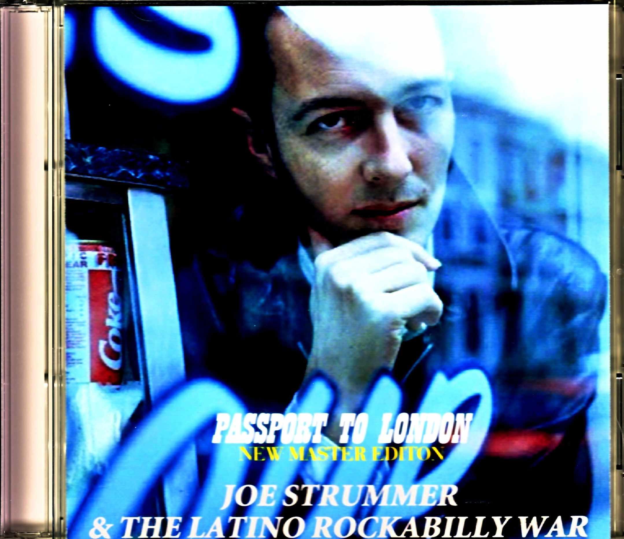 Joe Strummer & the Latino Rockabilly War ジョー・ストラマー/London,UK 1989 Complete
