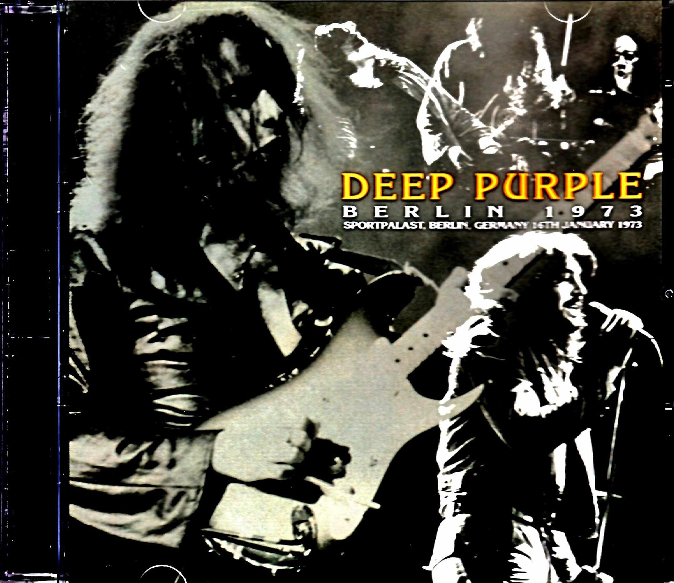 Deep Purple ディープ・パープル/Germany 1.16.1973