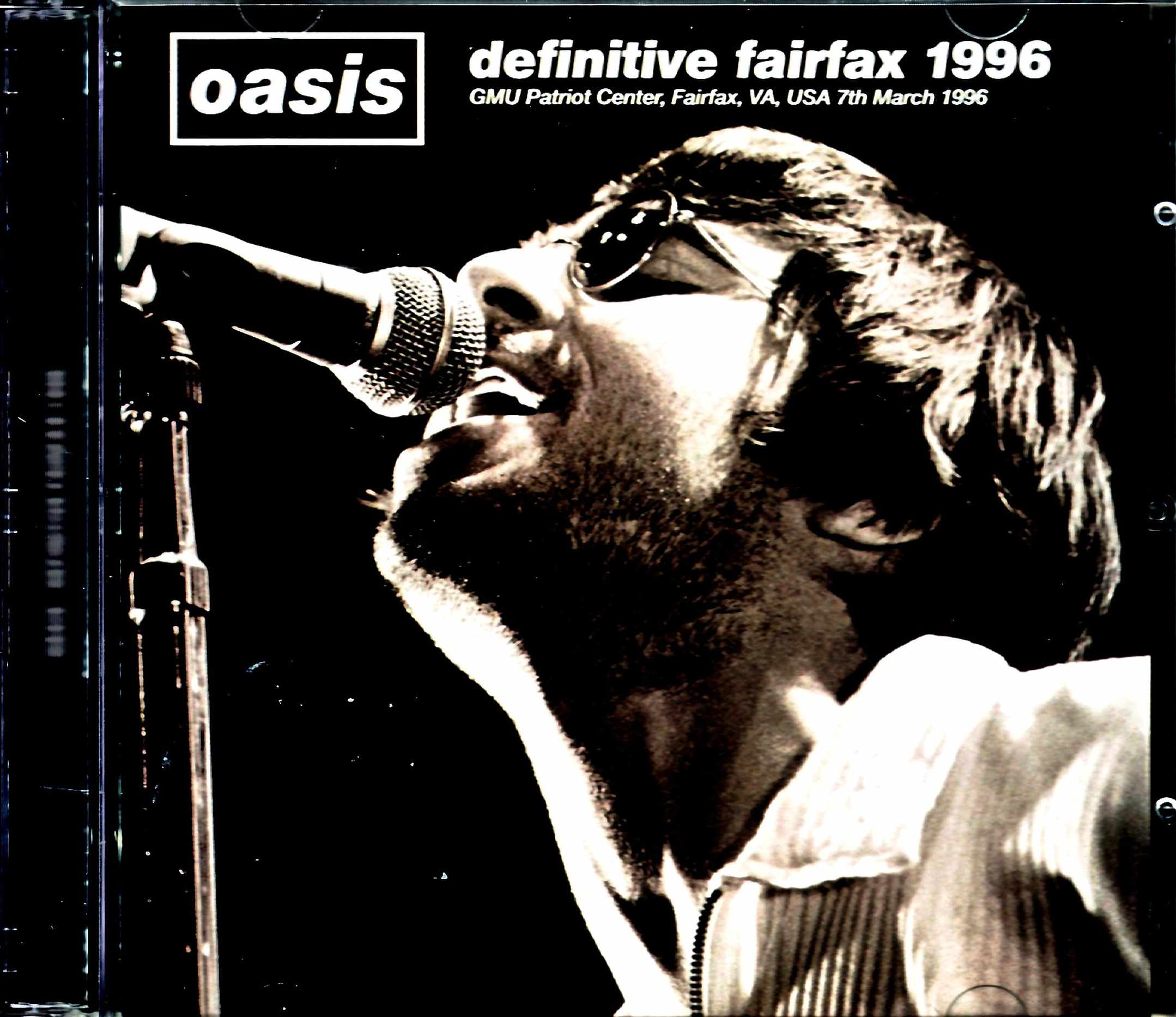 Oasis オアシス/VA,USA 1996