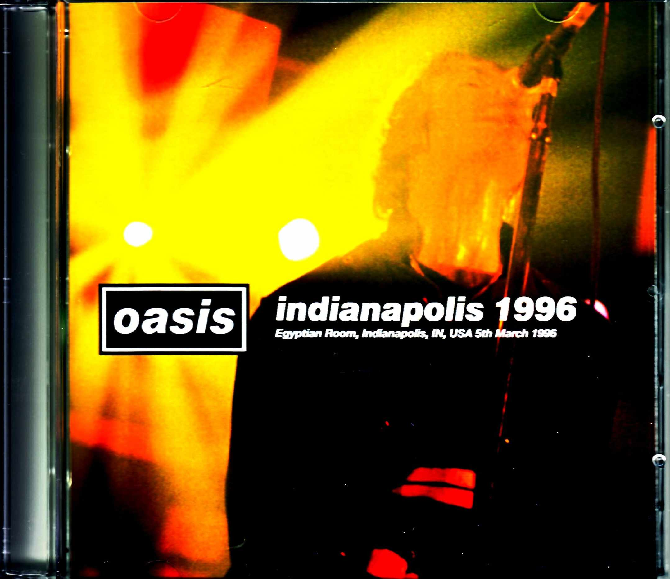 Oasis オアシス/IN,USA 1996