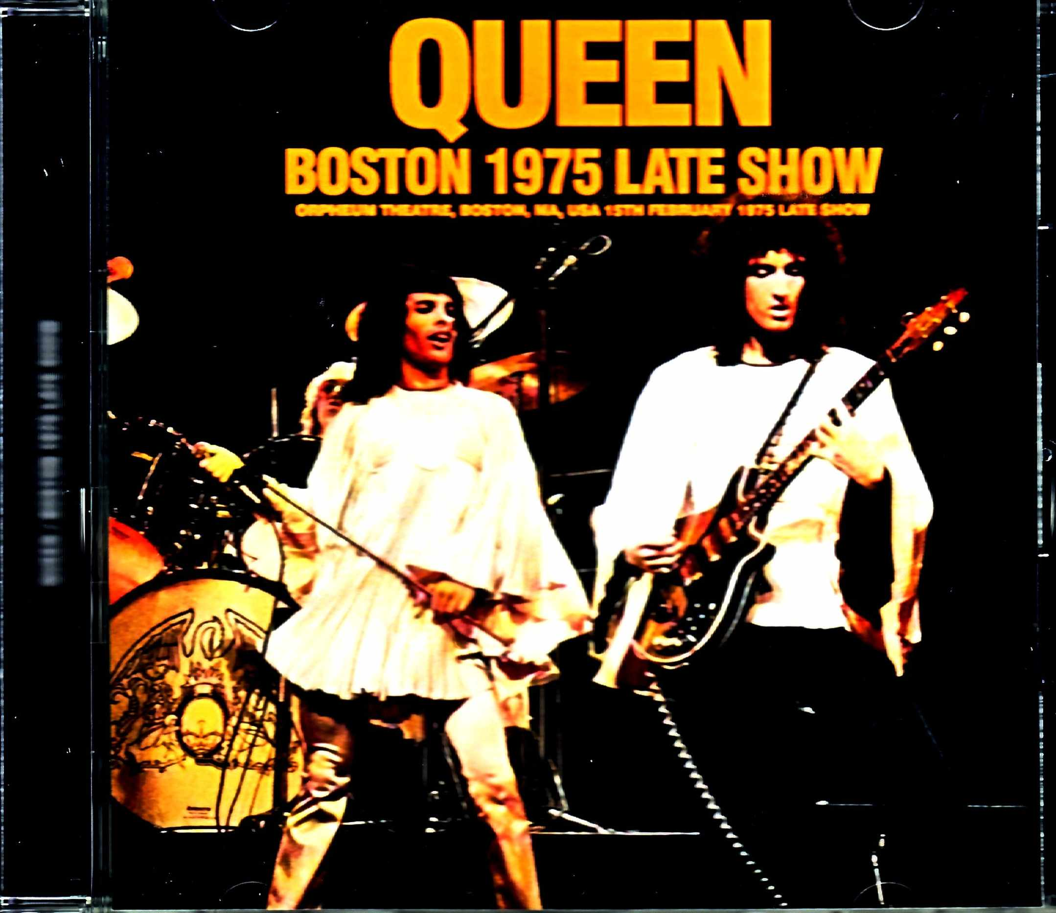 Queen クィーン/MA,USA 1975 Late Show