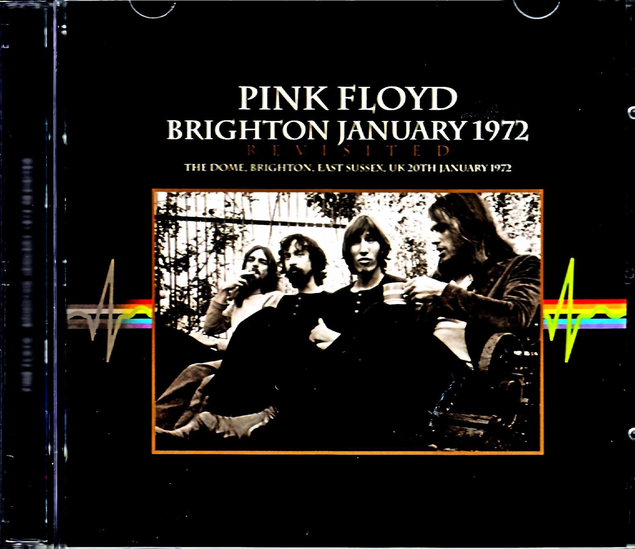 Pink Floyd ピンク・フロイド/England,UK 1972