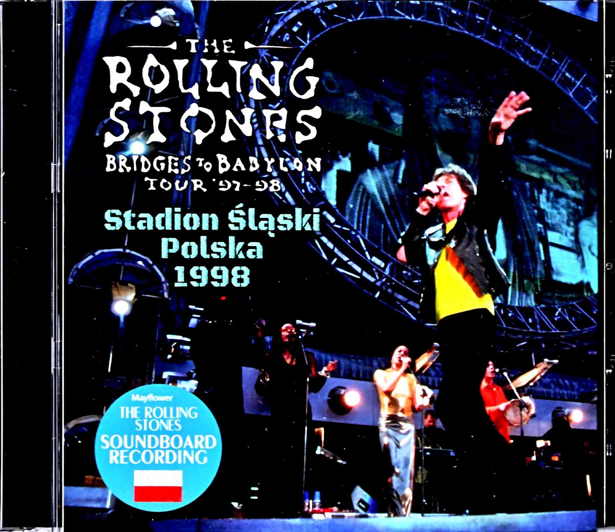 Rolling Stones ローリング・ストーンズ/Poland 1998 Complete
