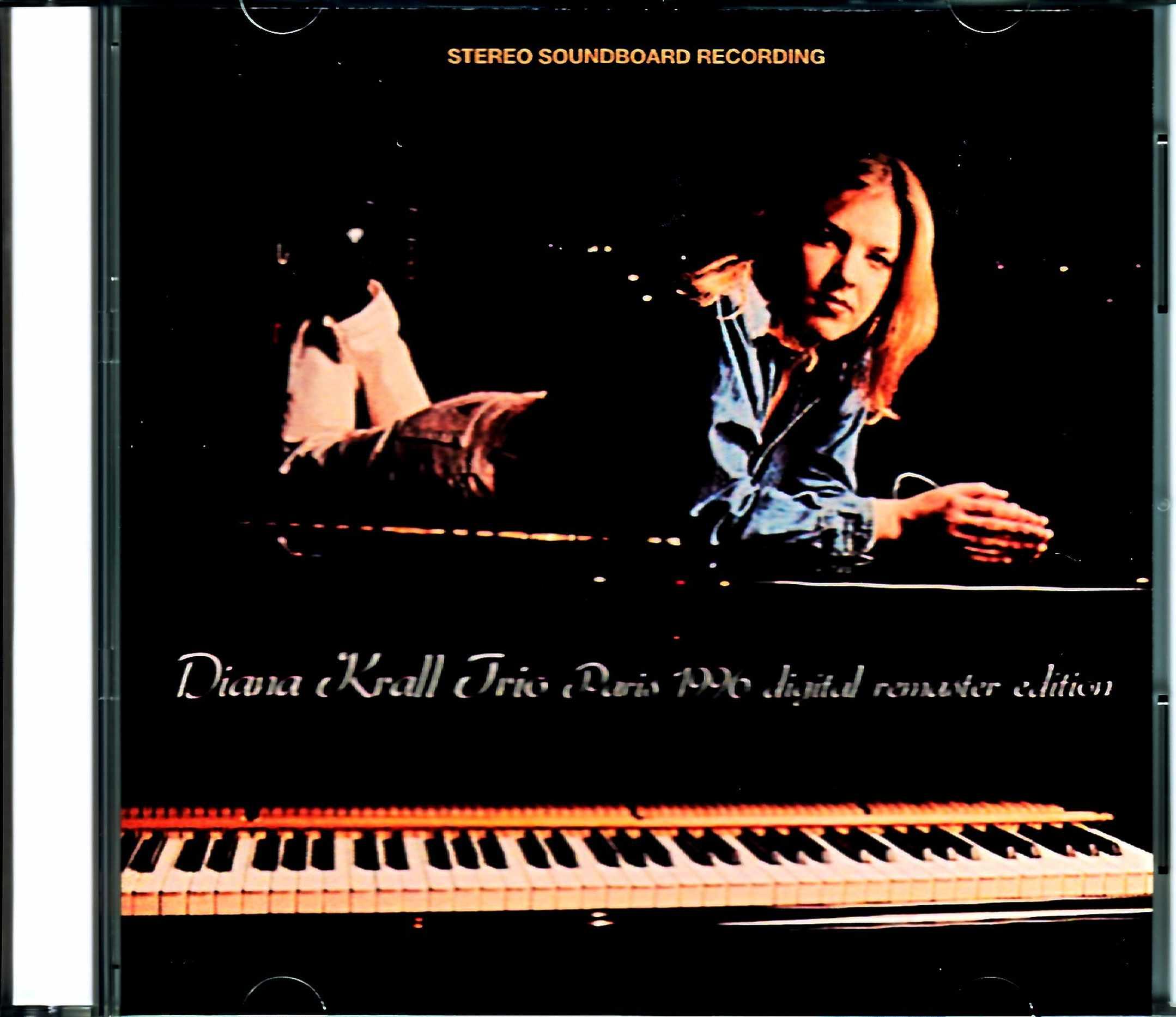 Diana Krall Trio ダイアナ・クラール/France 1996 2021 Digital Remaster