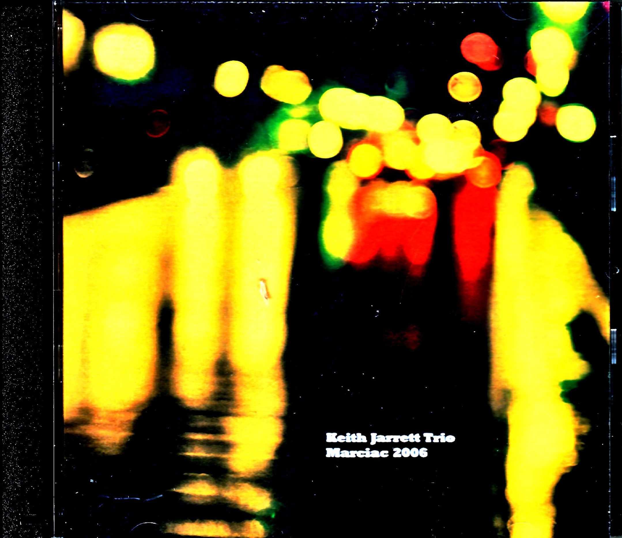 Keith Jarrett Trio キース・ジャレット/France 2006