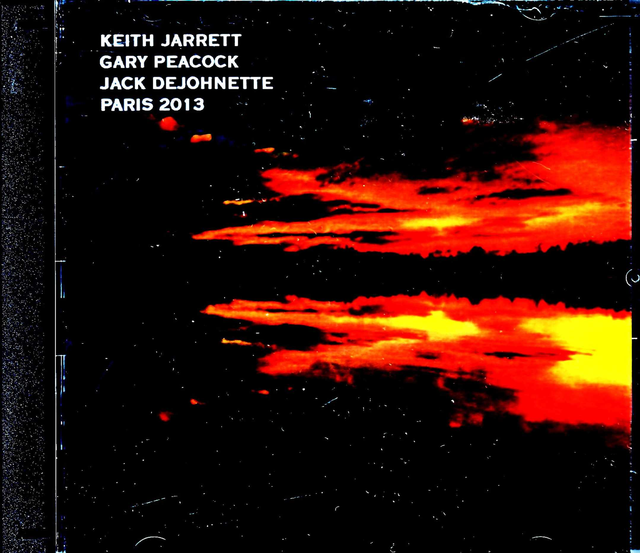 Keith Jarrett Trio キース・ジャレット/France 2013