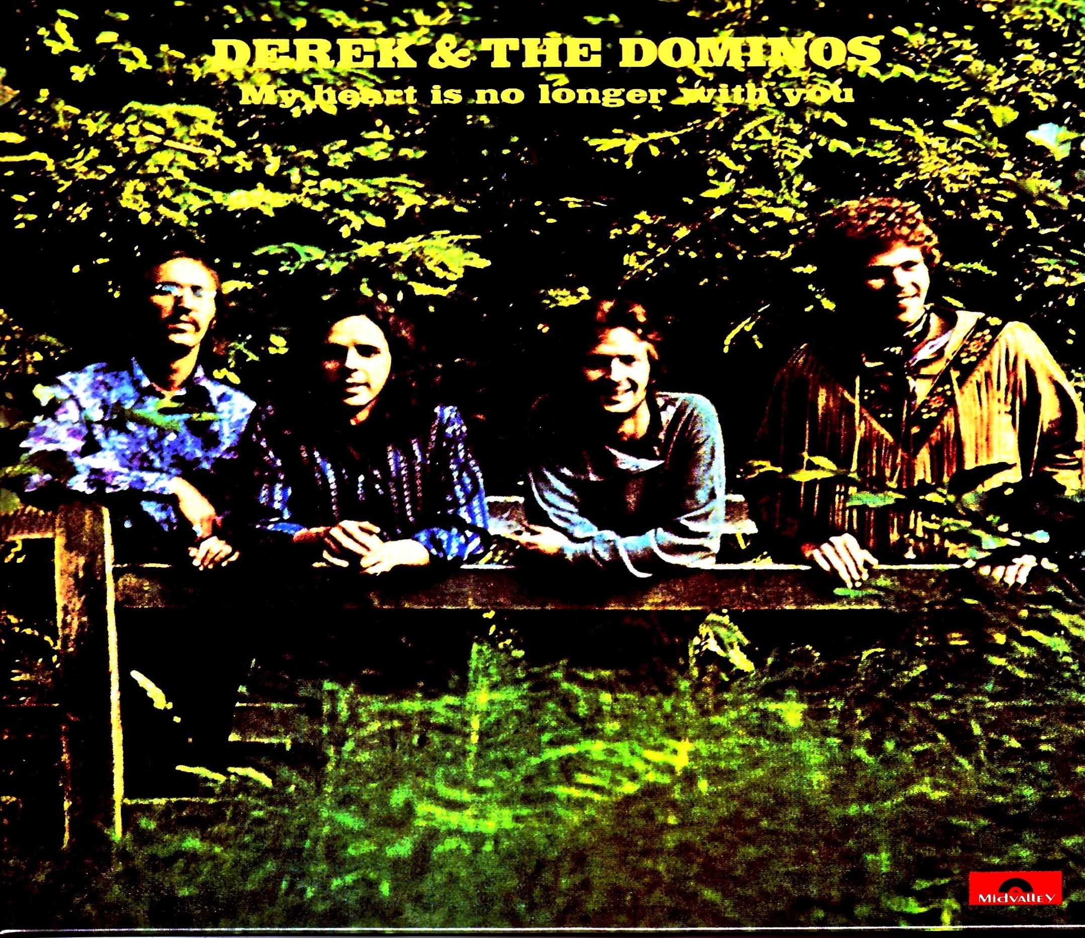 Derek & the Dominos デレク・アンド・ザ・ドミノス/幻のセカンド・アルバム・セッションの集大成 Sessions for 2nd Album