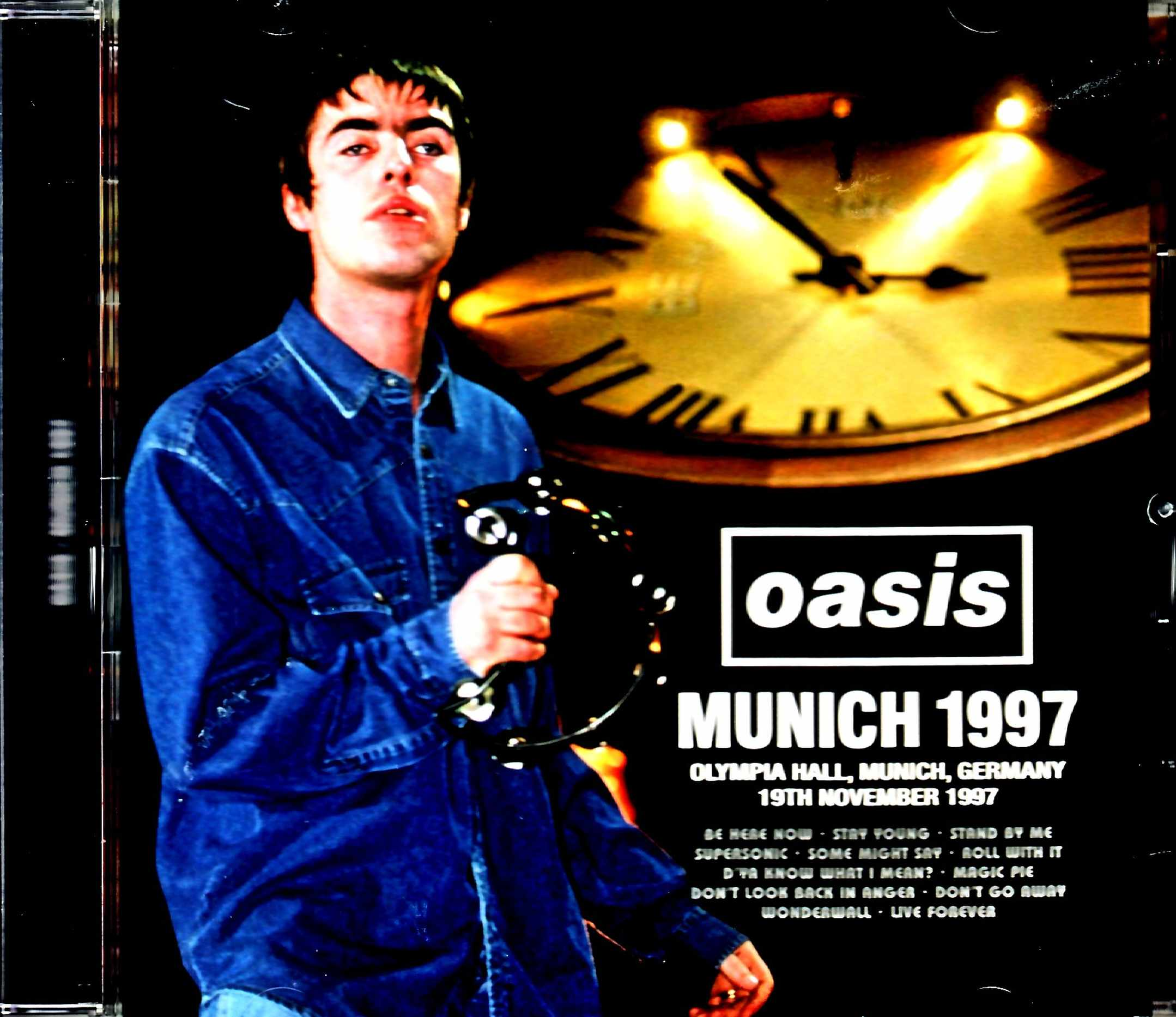Oasis オアシス/Germany 11.19.1997 Soundboard Recording