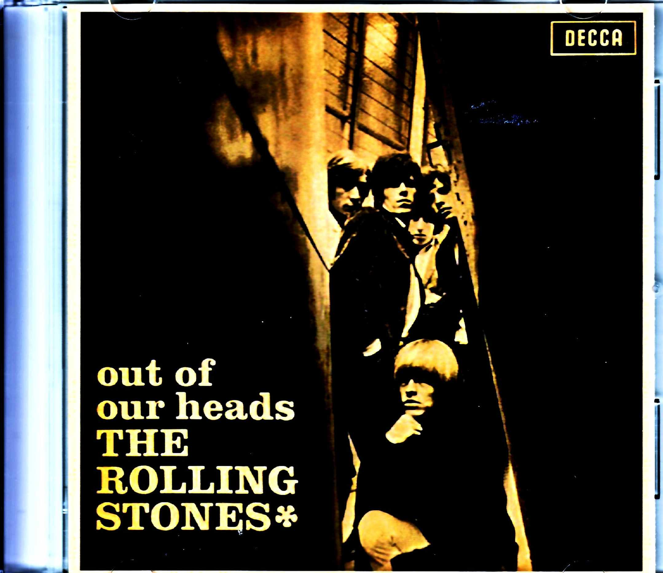 Rolling Stones ローリング・ストーンズ/アウト・オブ・アワー・ヘッズ Out of Our Heads Original UK LP