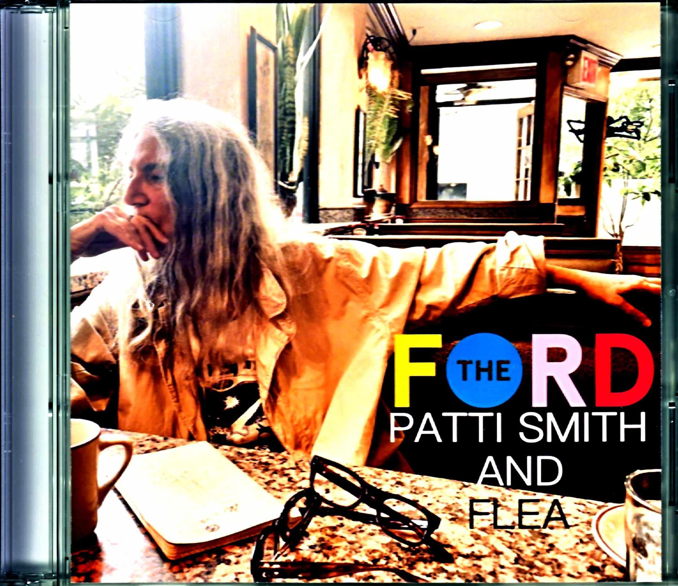 Patti Smith and Flea パティ・スミス/CA,USA 2021 Complete