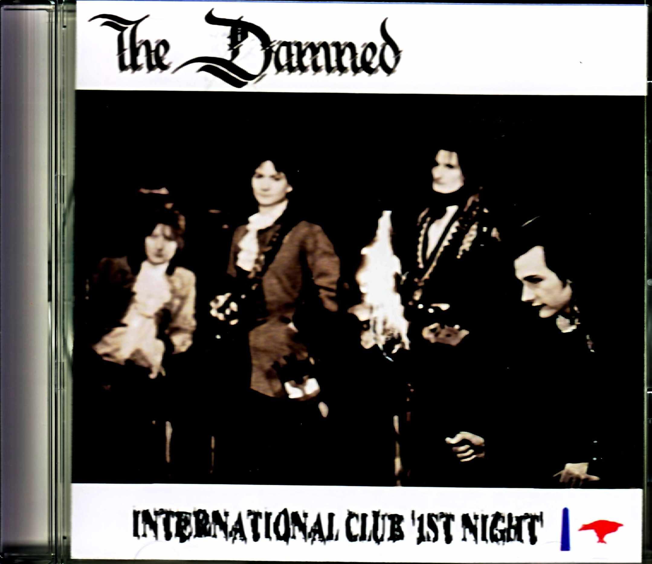 Damned ダムド/England,UK 12.20.1985