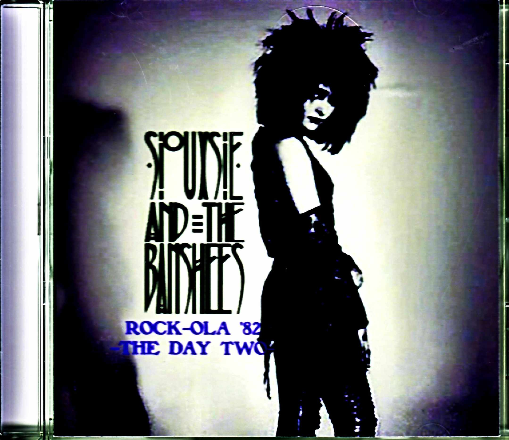 Siouxsie and the Banshees スージー・アンド・ザ・バンシーズ/Spain 10.30.1982 Complete