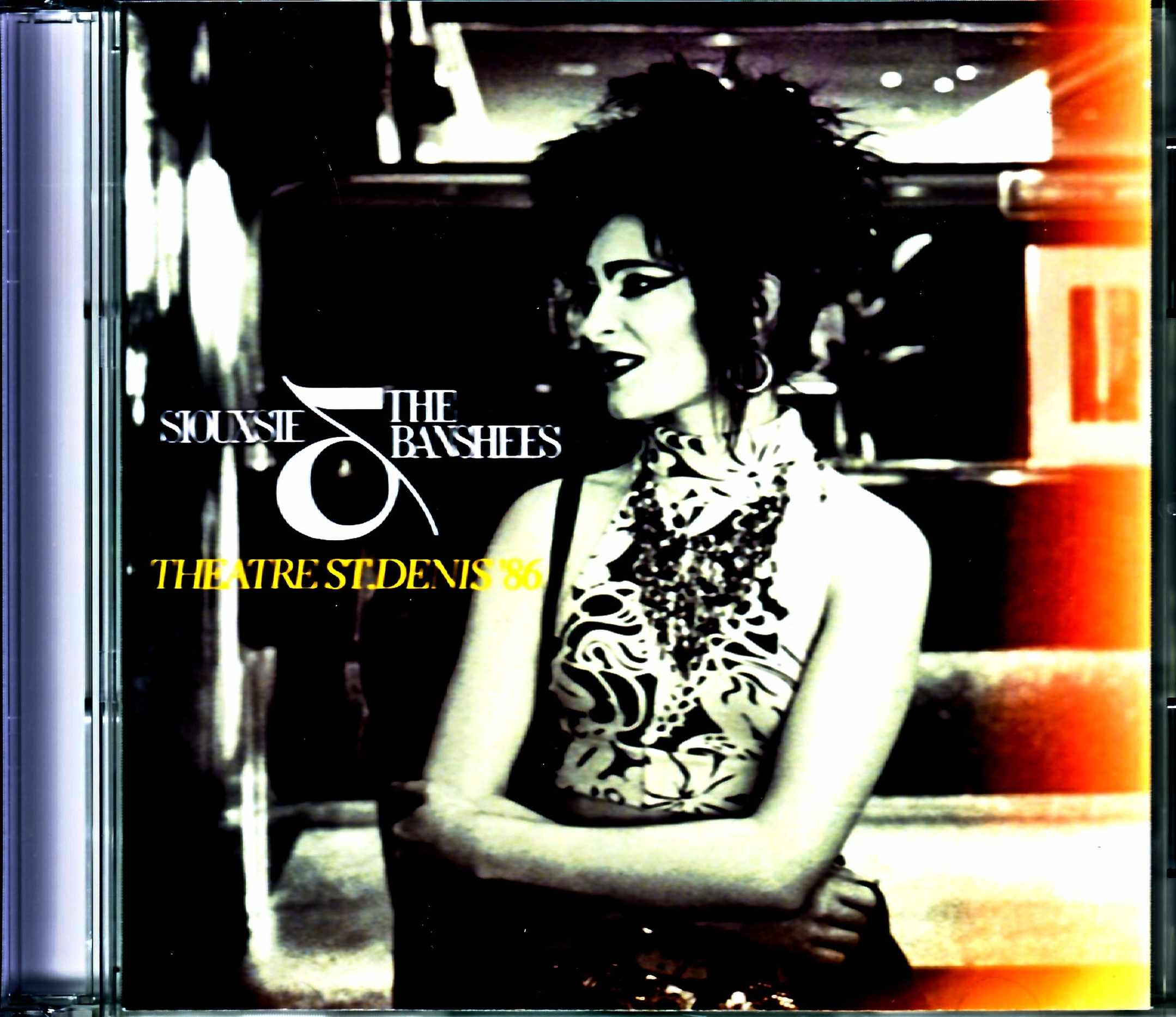 Siouxsie and the Banshees スージー・アンド・ザ・バンシーズ/Canada 1986 Complete