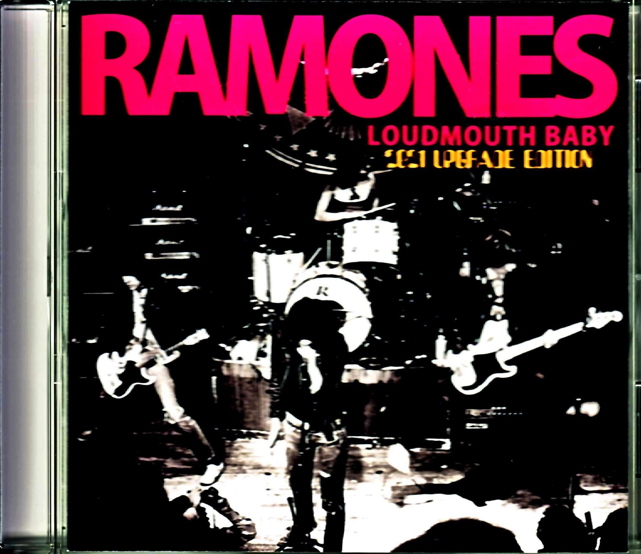 Ramones ラモーンズ/NY,USA 1977 Upgrade