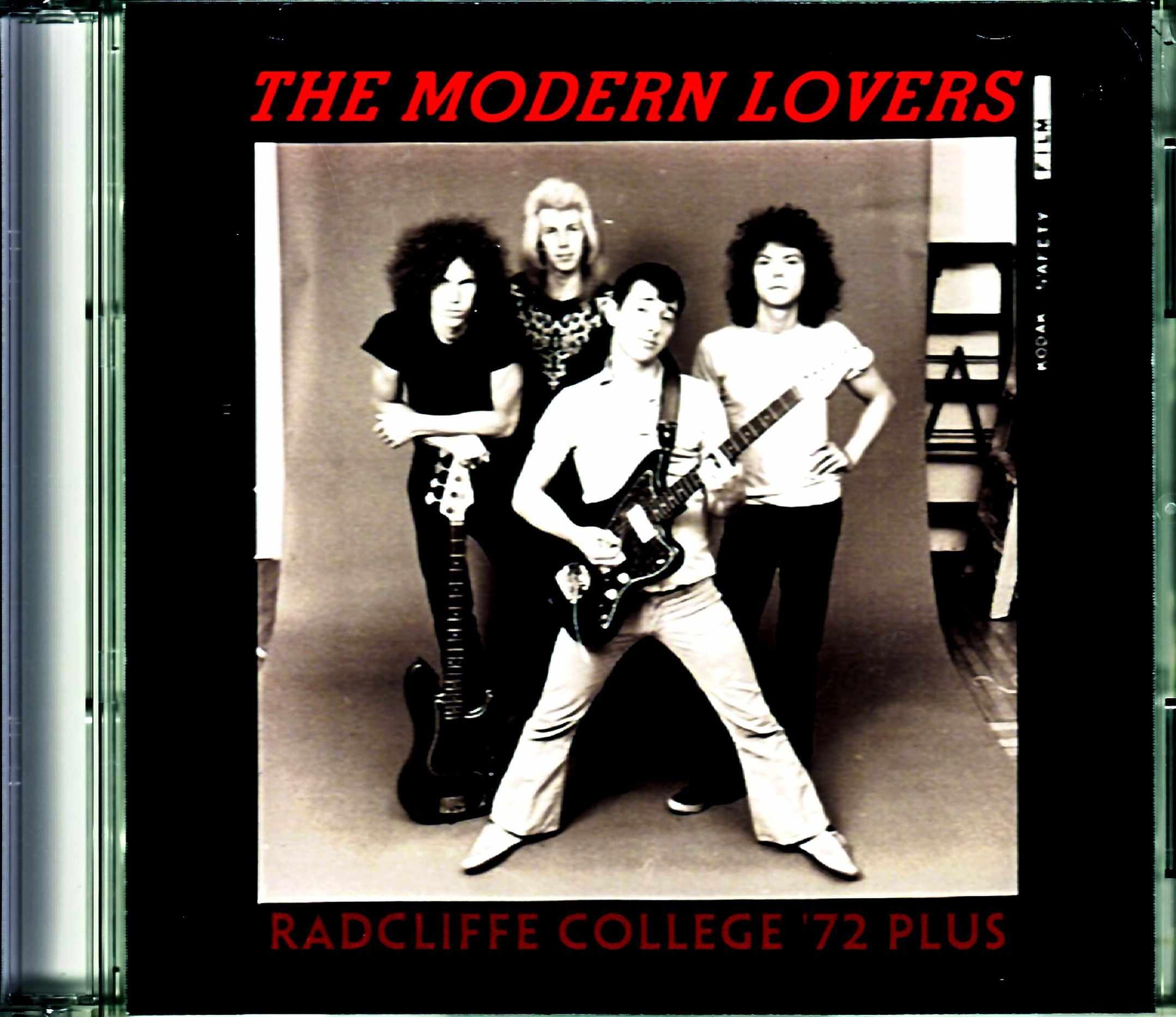 Modern Lovers モダン・ラヴァーズ/NY,USA 1972 Upgrade & more