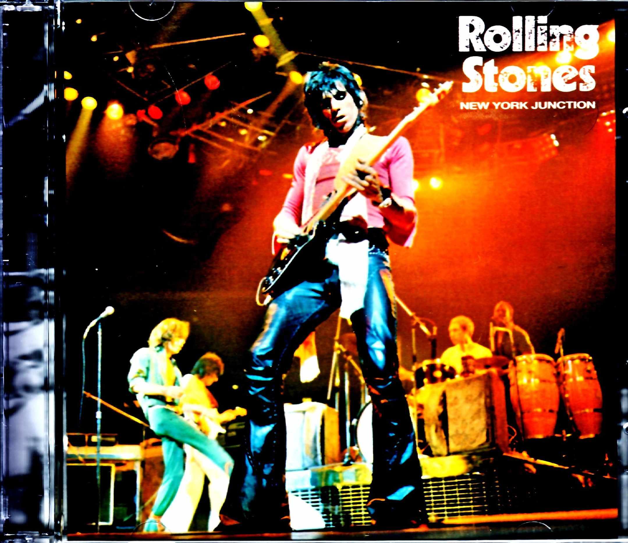 Rolling Stones ローリング・ストーンズ/NY,USA 6.26.1975