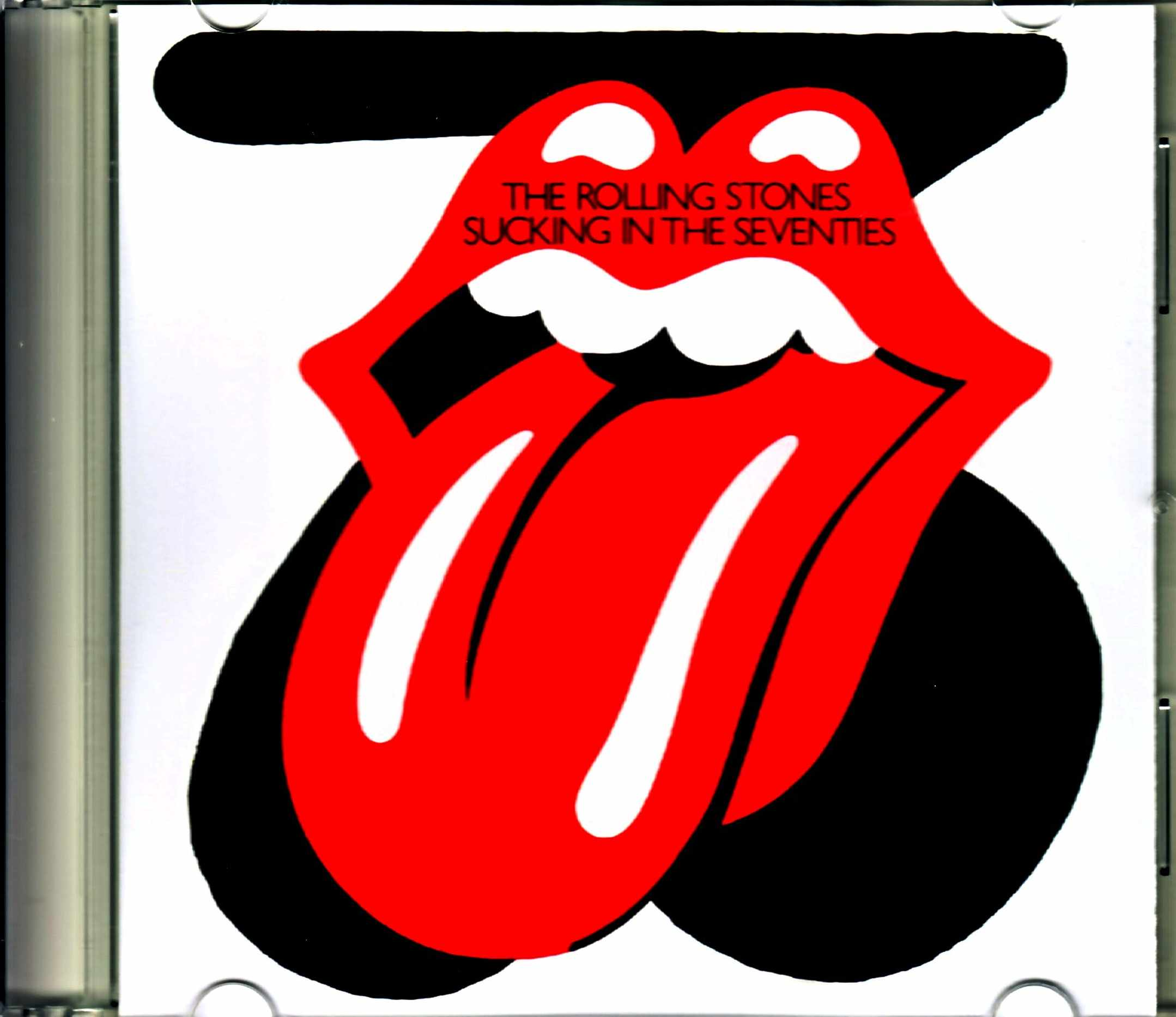 Rolling Stones ローリング・ストーンズ/70年代をパクパクしちゃうぞ Sucking in the Seventies UK Test Pressing LP