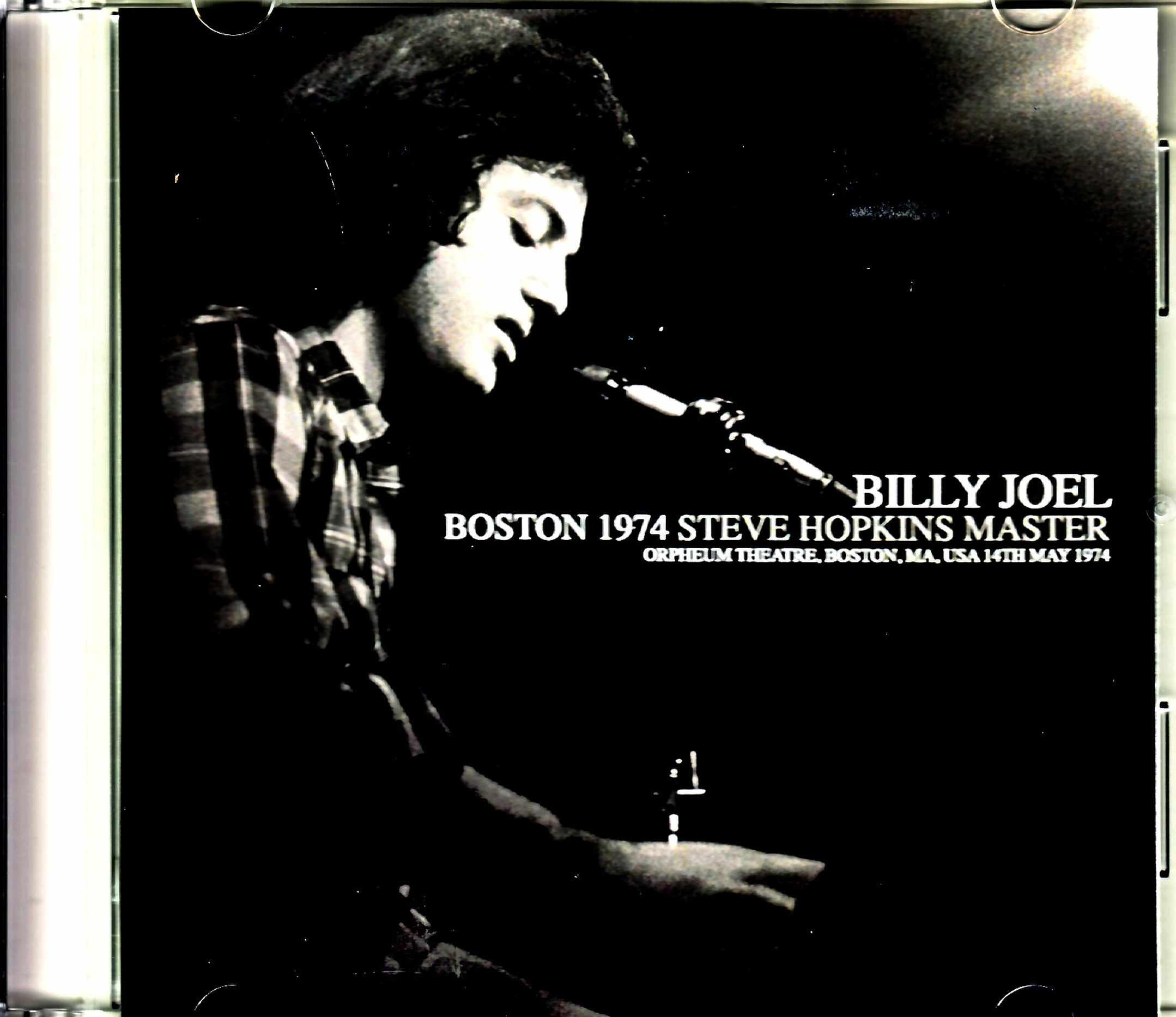 Billy Joel ビリー・ジョエル/MA,USA 1974