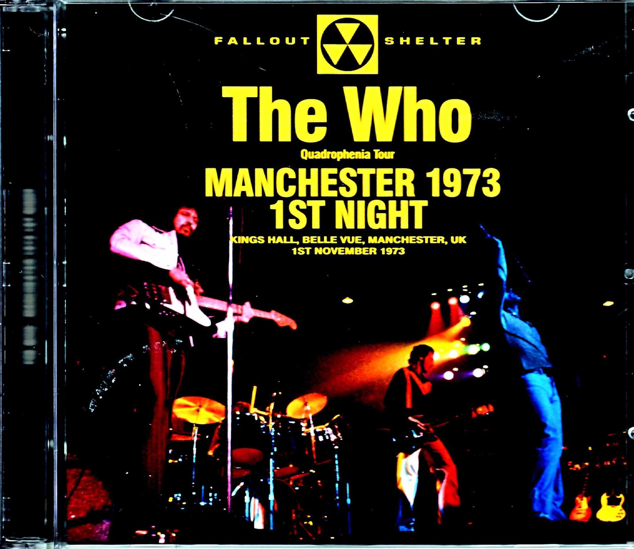 Who,The ザ・フー/England,UK 11.1.1973