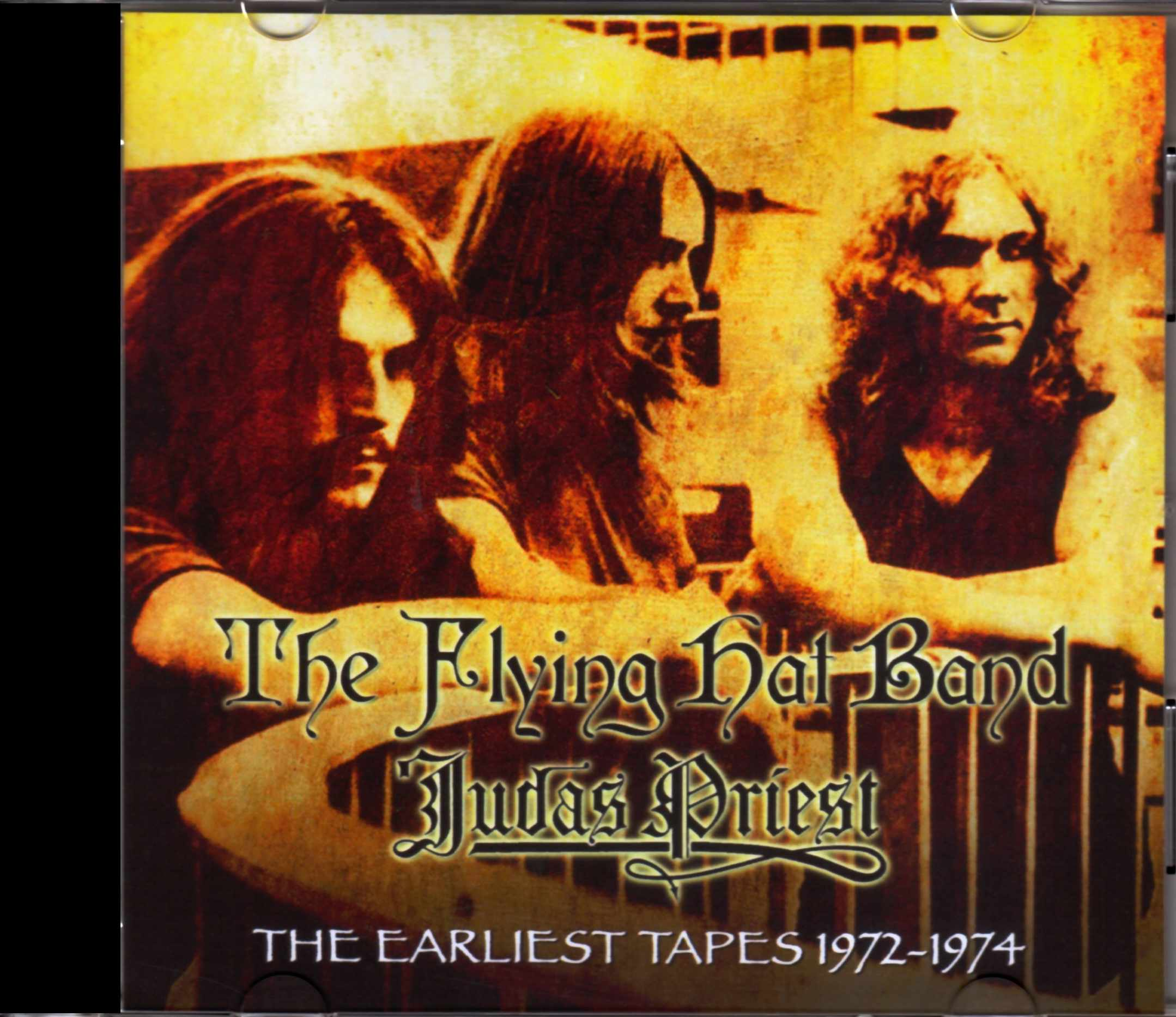 Judas Priest,Flying Hat Band ジューダス・プリースト/Earliest Tapes 1972-1974